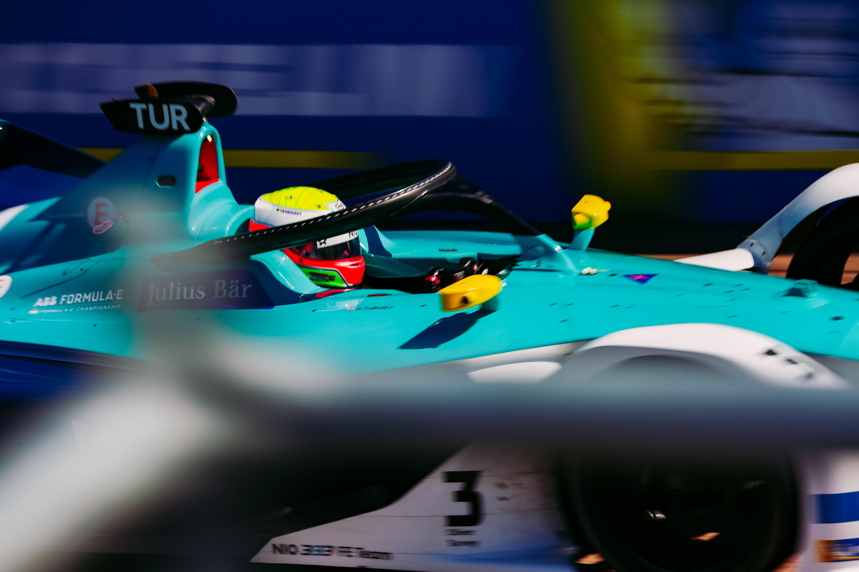 Oliver Turvey NIO333 Formula E 2020