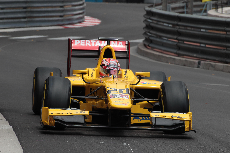 25 27.05.2017 Fia Formula 2 Championship Rd 3, Monte Carlo, Monaco