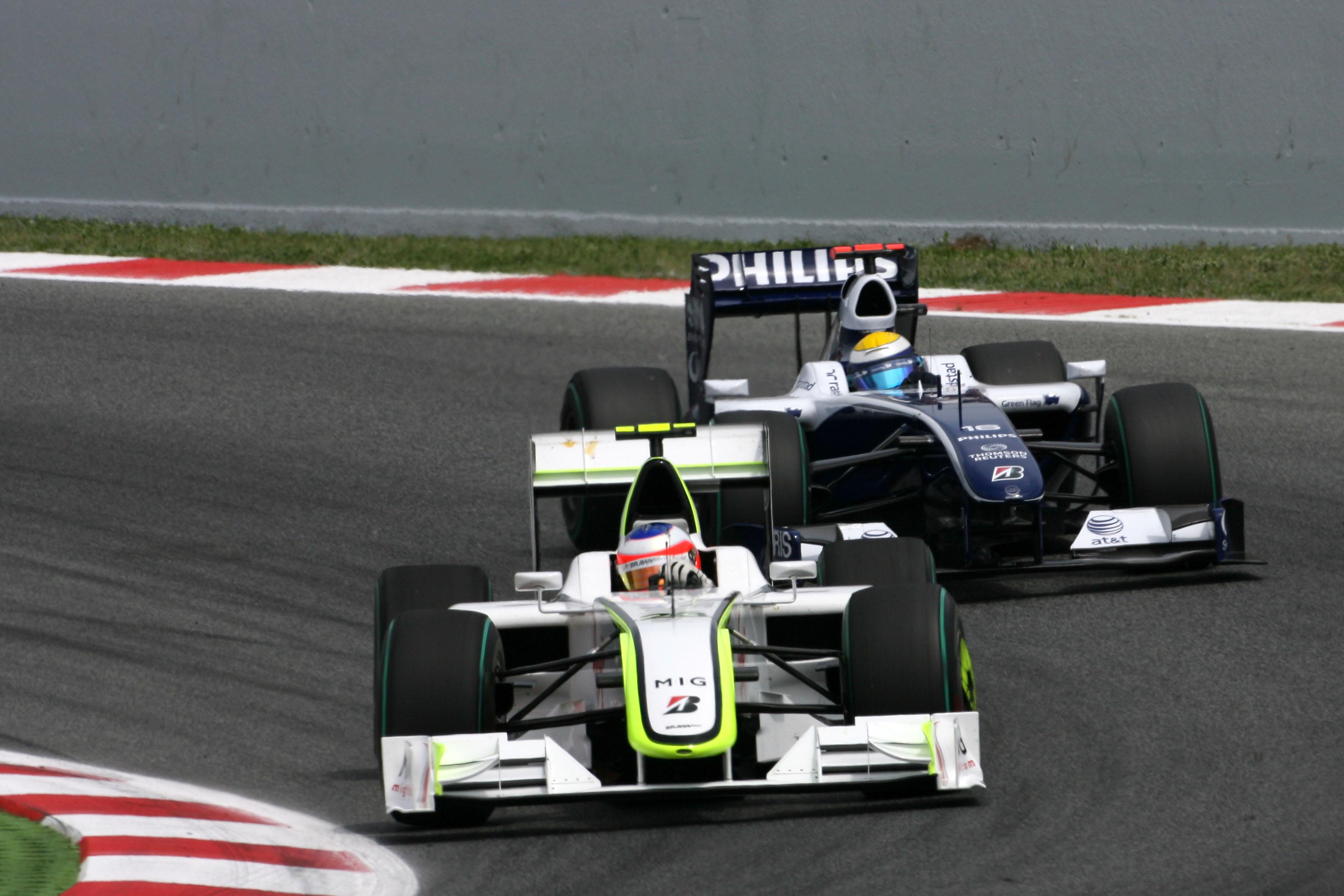 Formula 1 Grand Prix, Spain, Sunday Race
