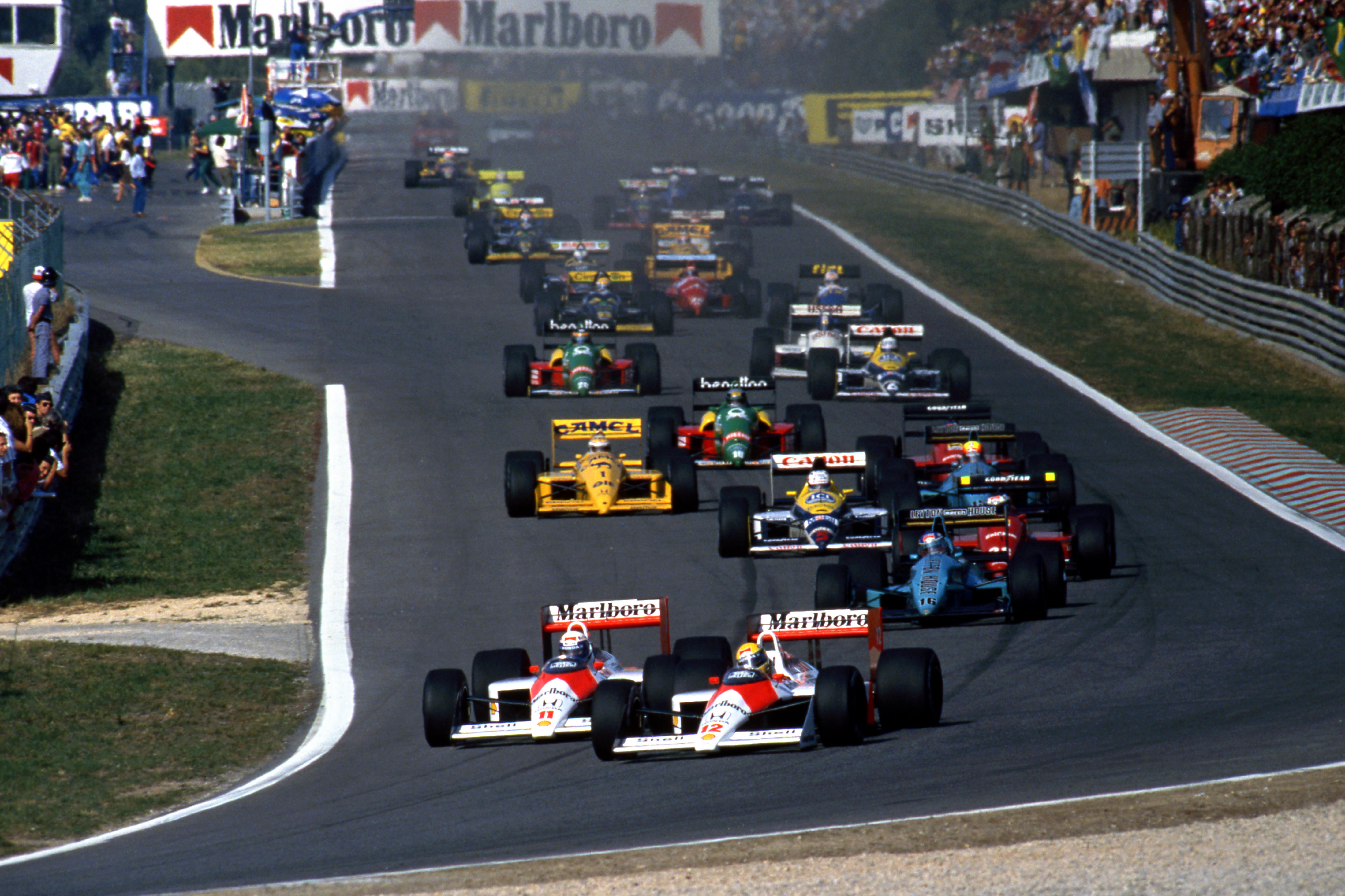 Portuguese Grand Prix Estoril (por) 23 25 09 1988