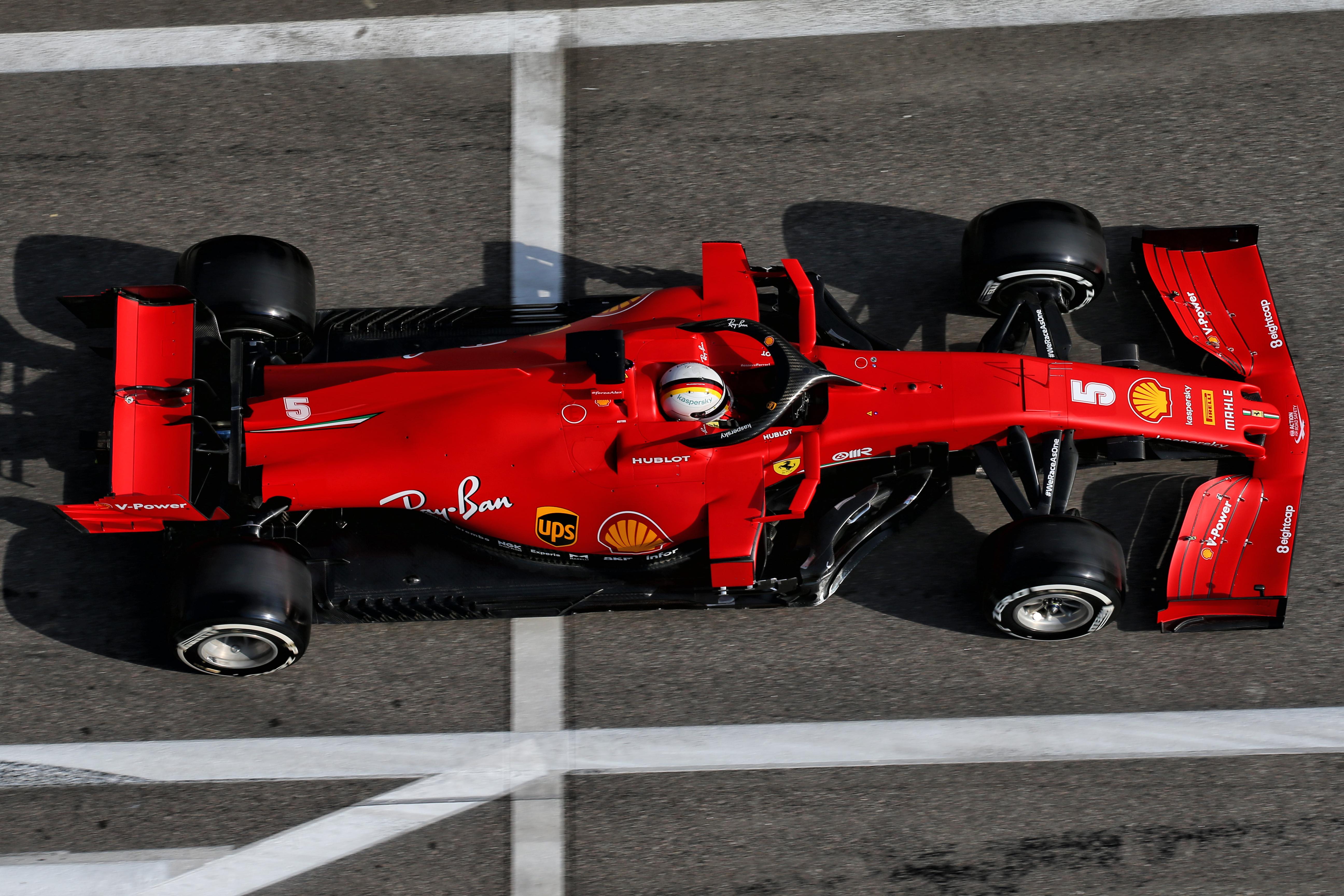 Motor Racing Formula One World Championship Russian Grand Prix Practice Day Sochi, Russia