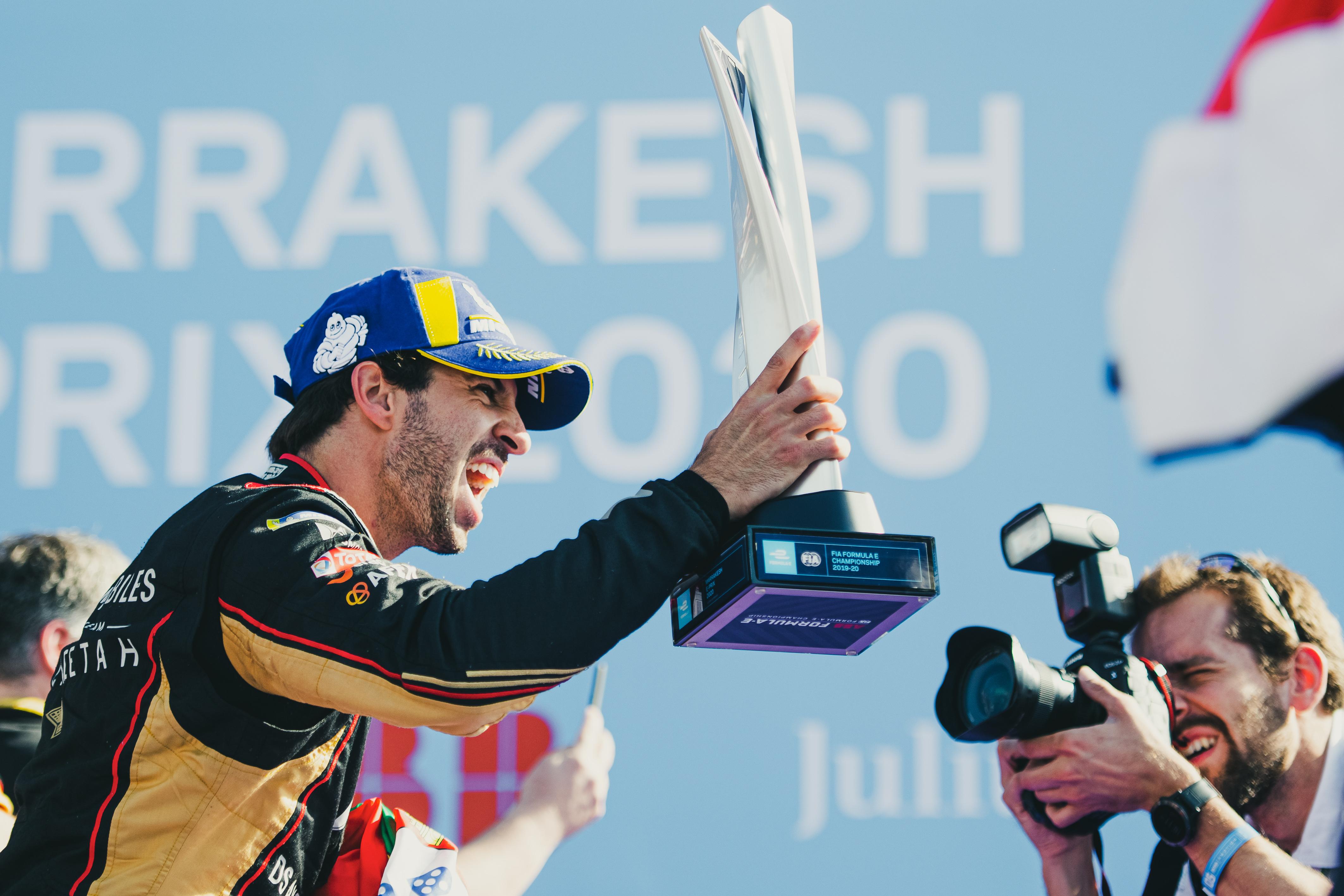 Antonio Felix Da Costa Formula E 2020