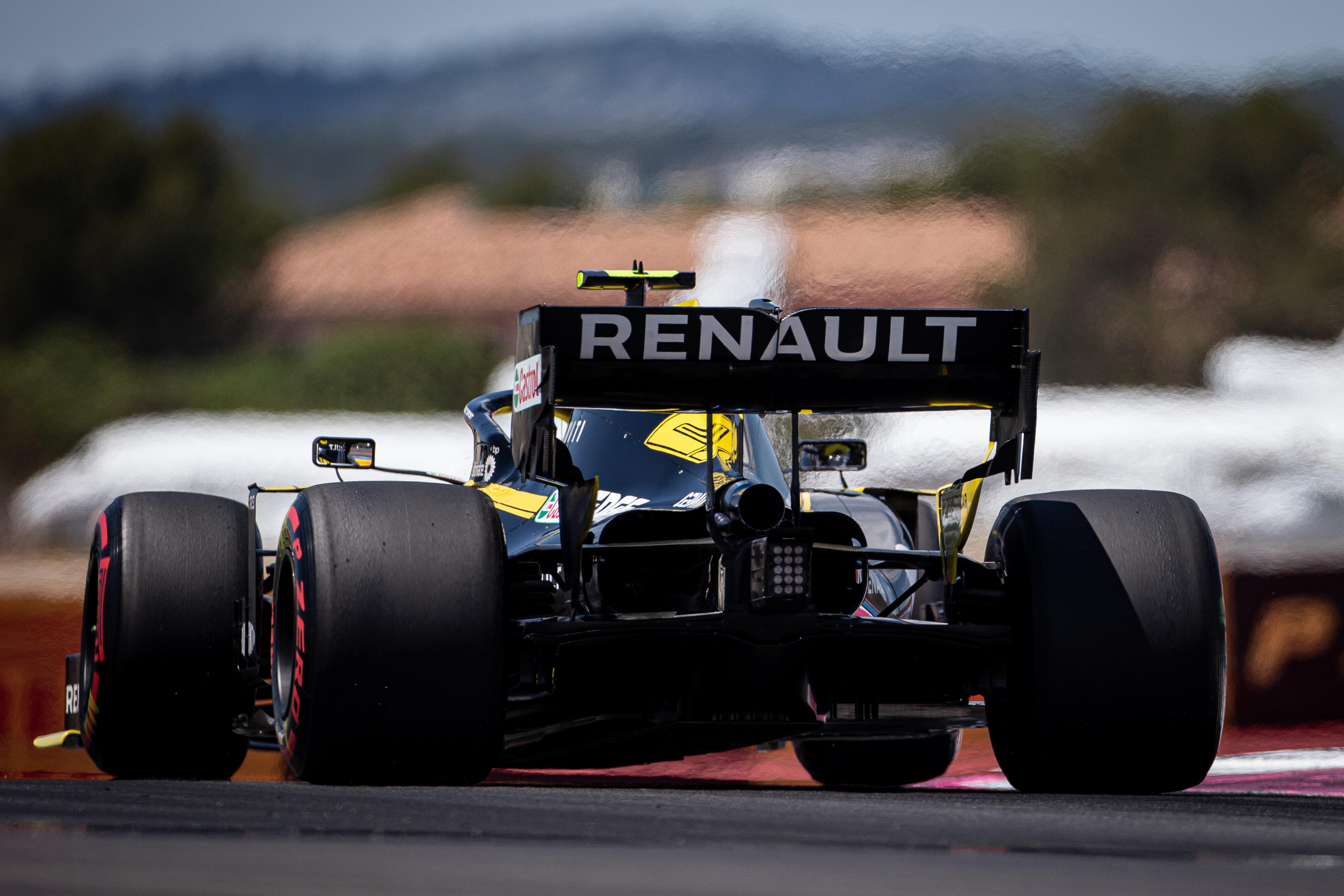 Nico Hulkenberg Renault French Grand Prix 2019