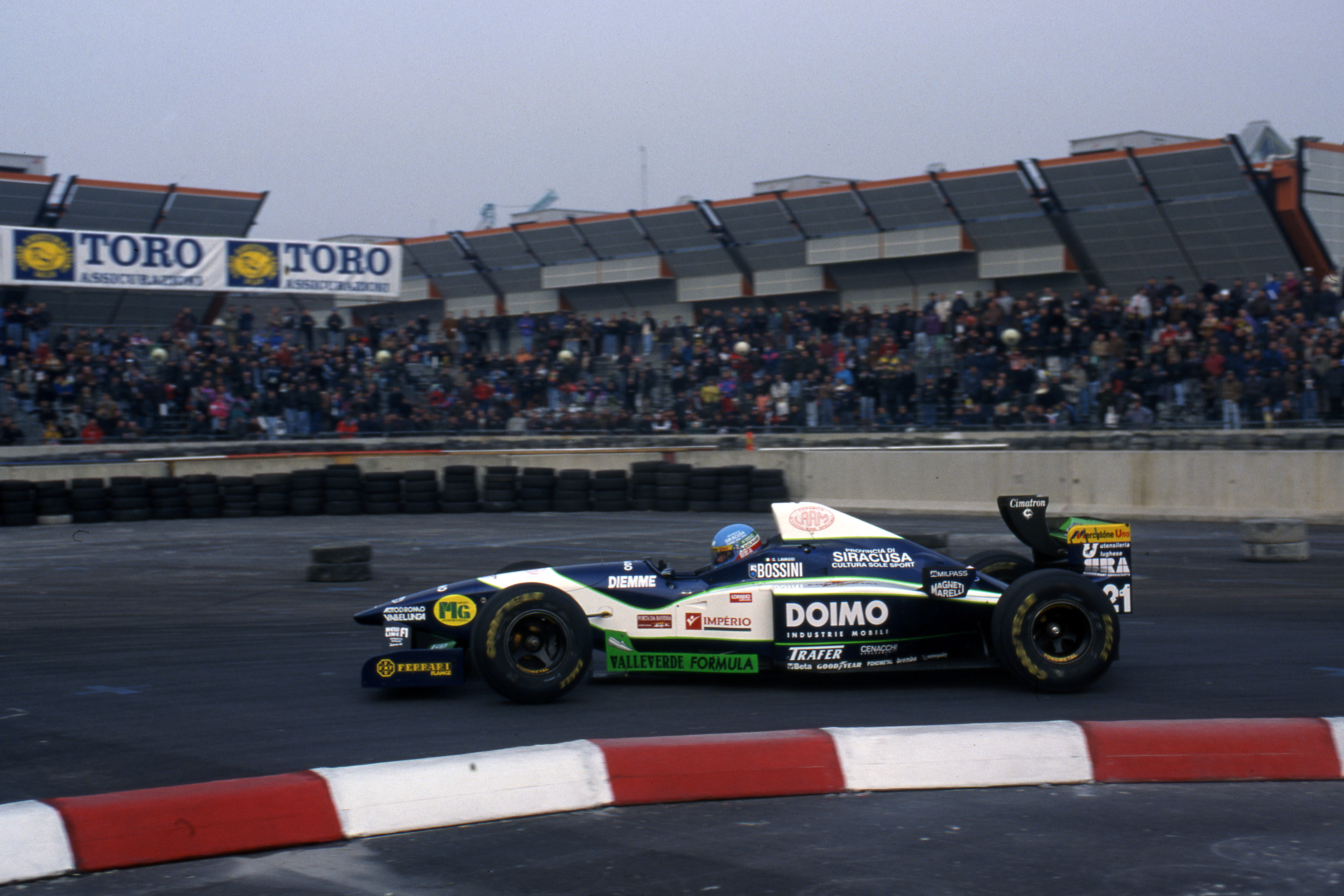 Motor Show Formula One Indoor Trophy Bologna (ita) 07 08 12 1996