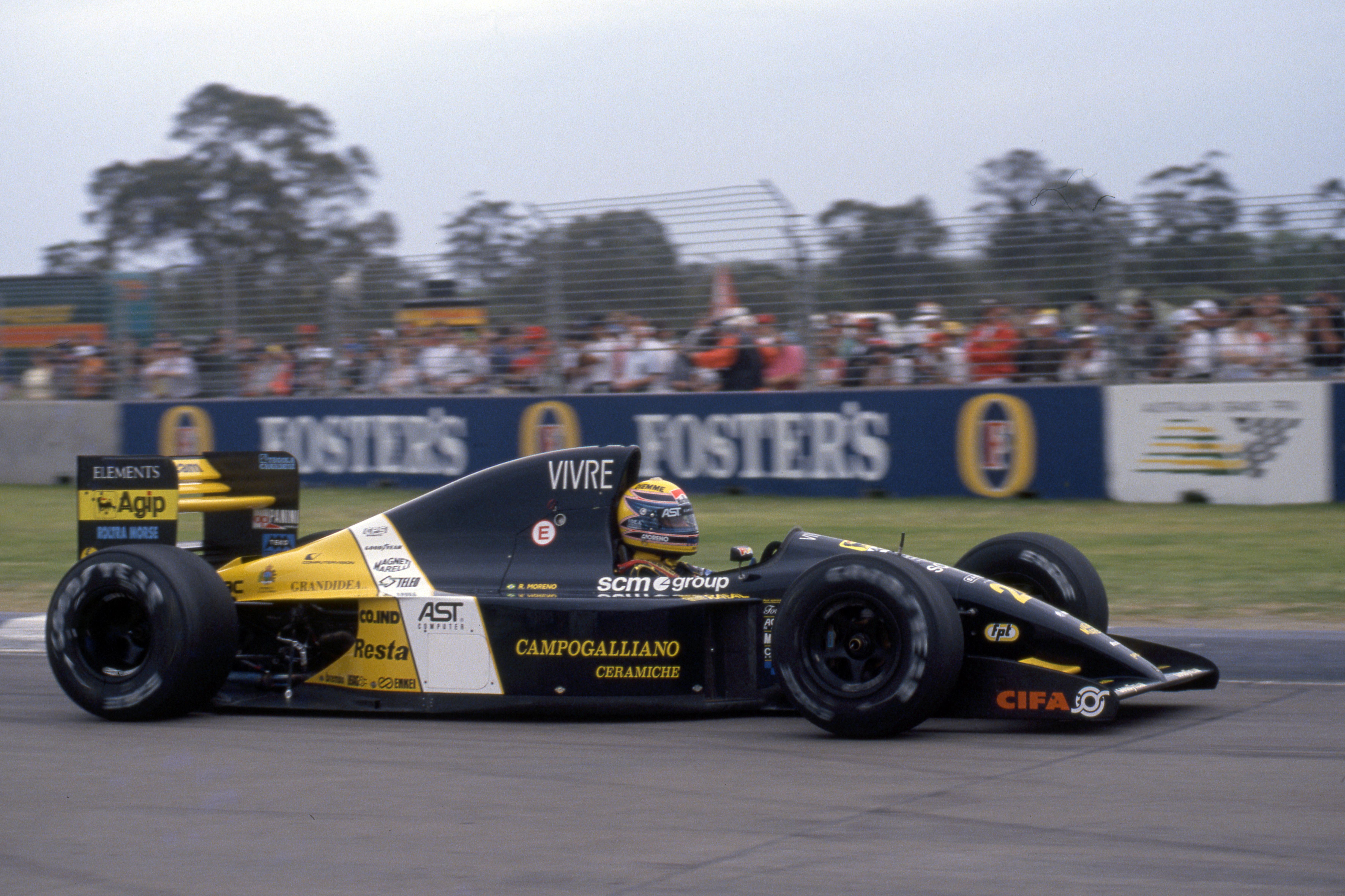 Australian Grand Prix Adelaide (aus) 01 03 11 1991