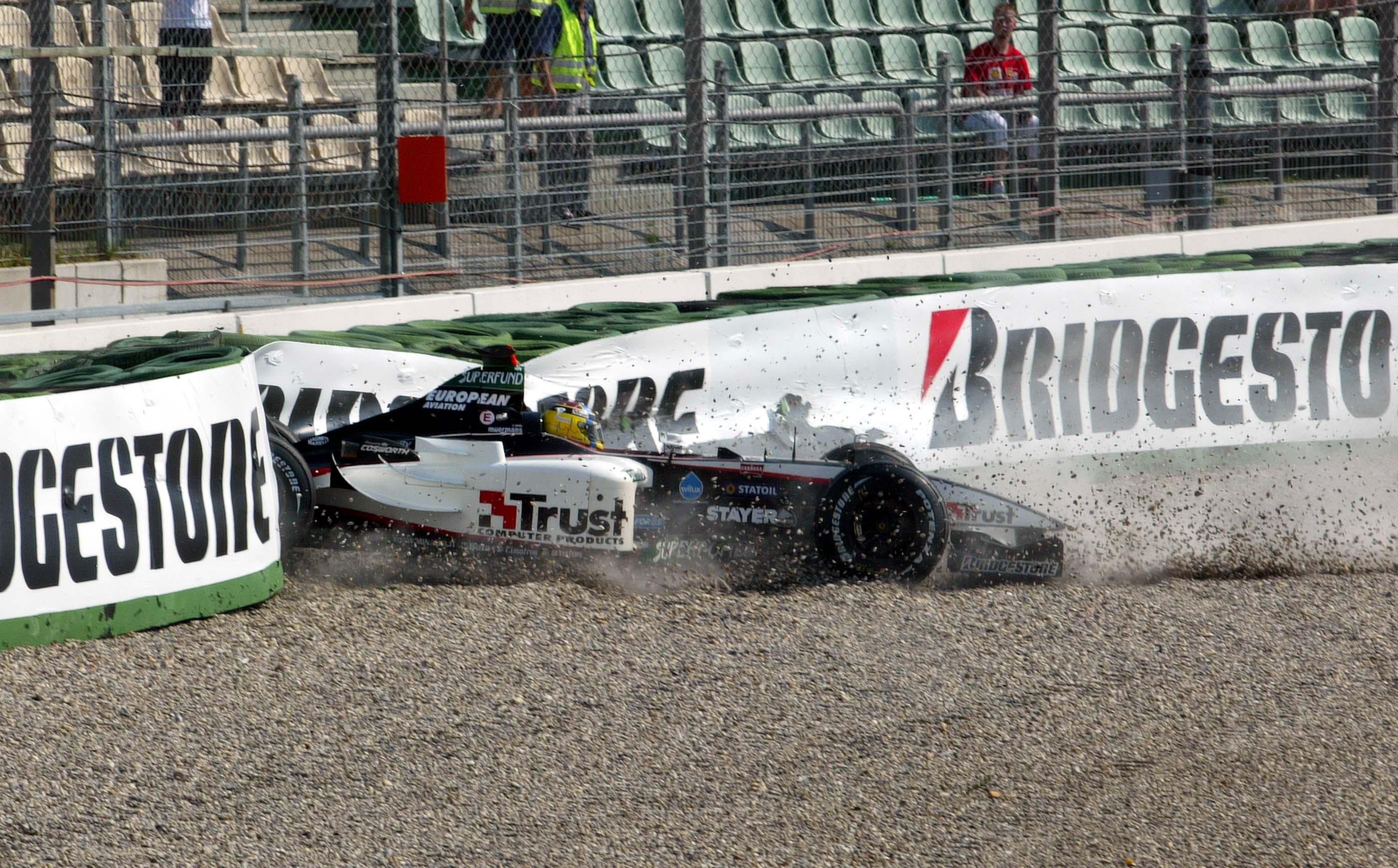 F1, Hockenheim 2003.....