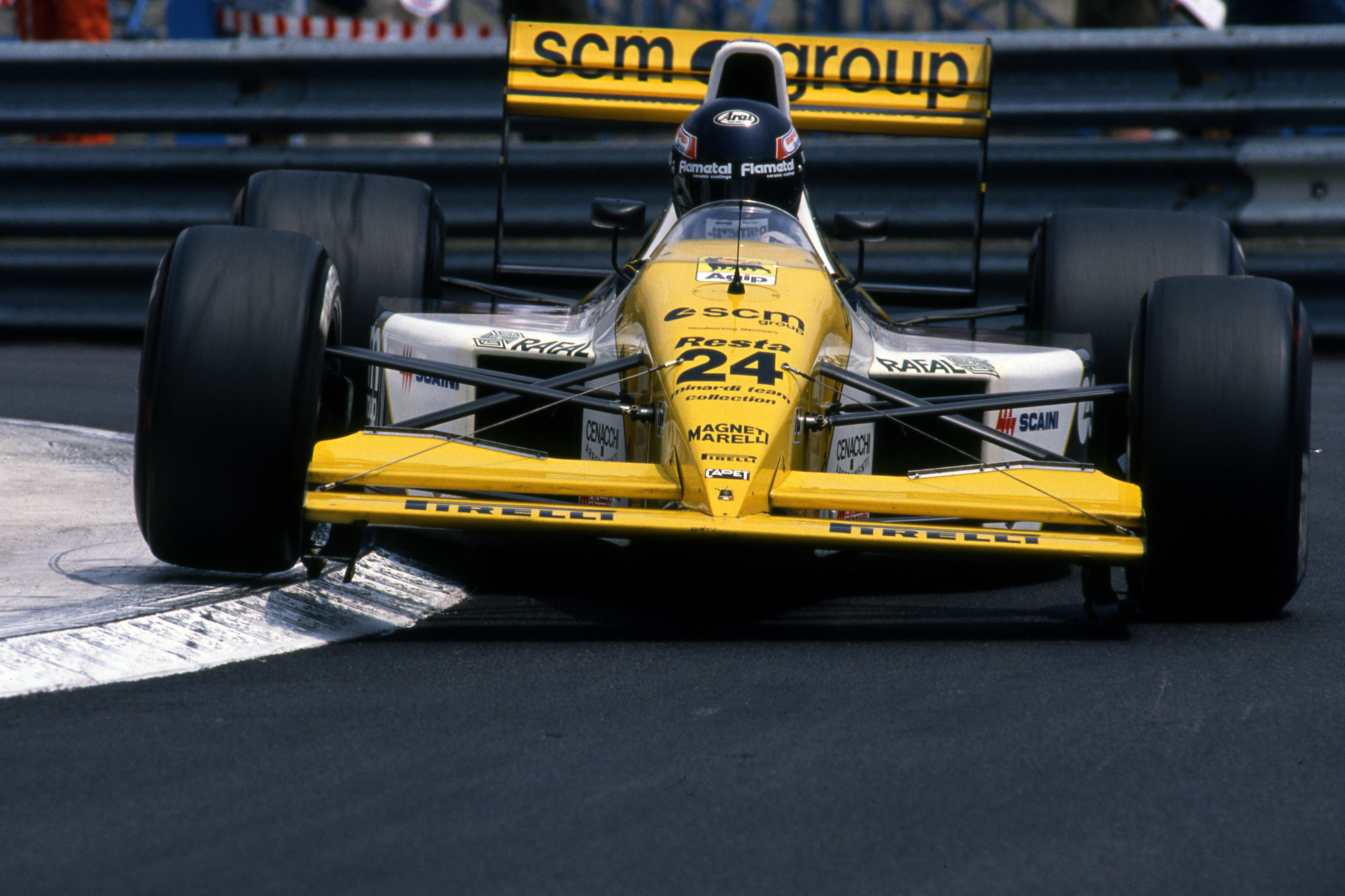 Monaco Grand Prix Monte Carlo (mc) 24 27 05 1990