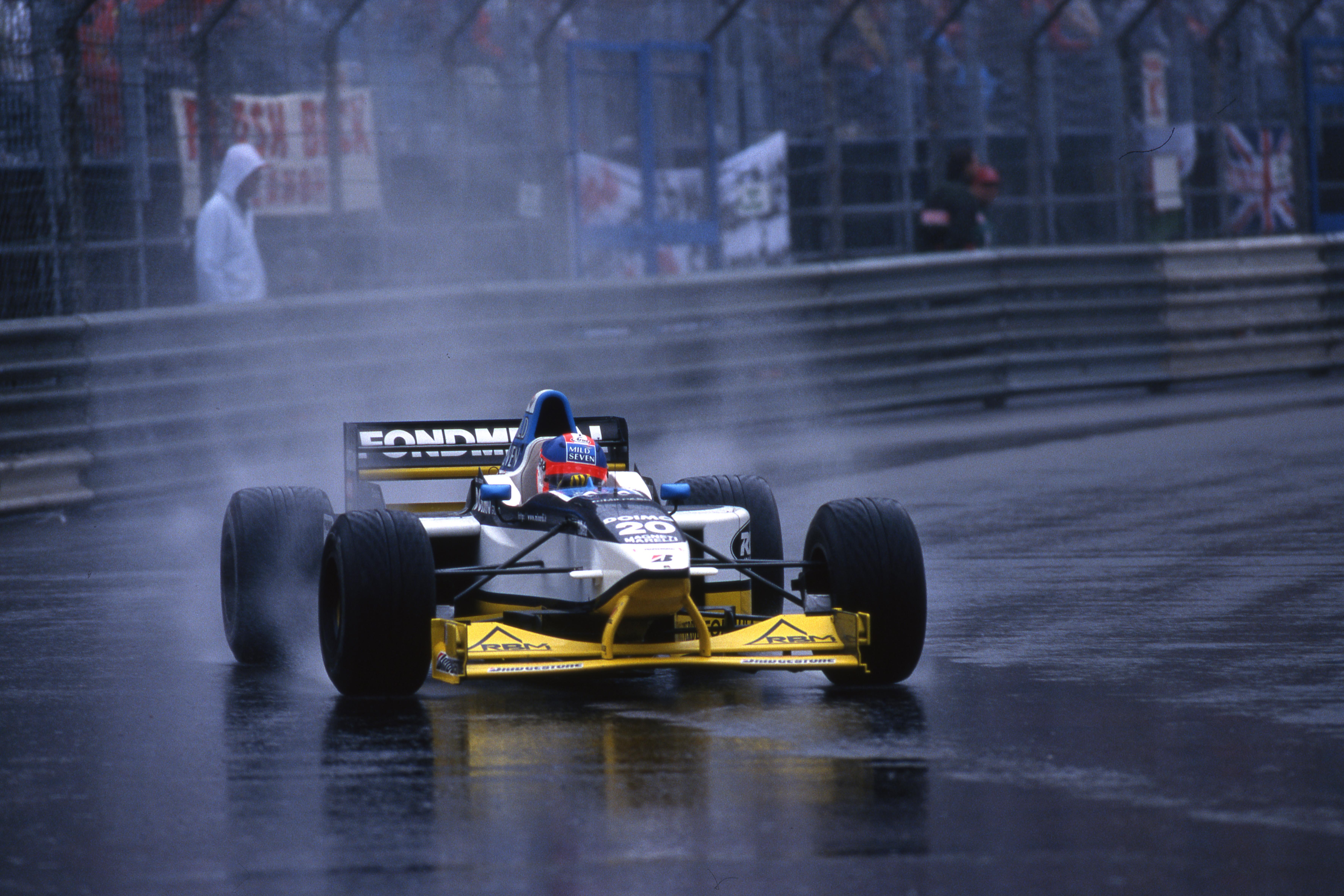 Monaco Grand Prix Monte Carlo (mc) 08 11 05 1997