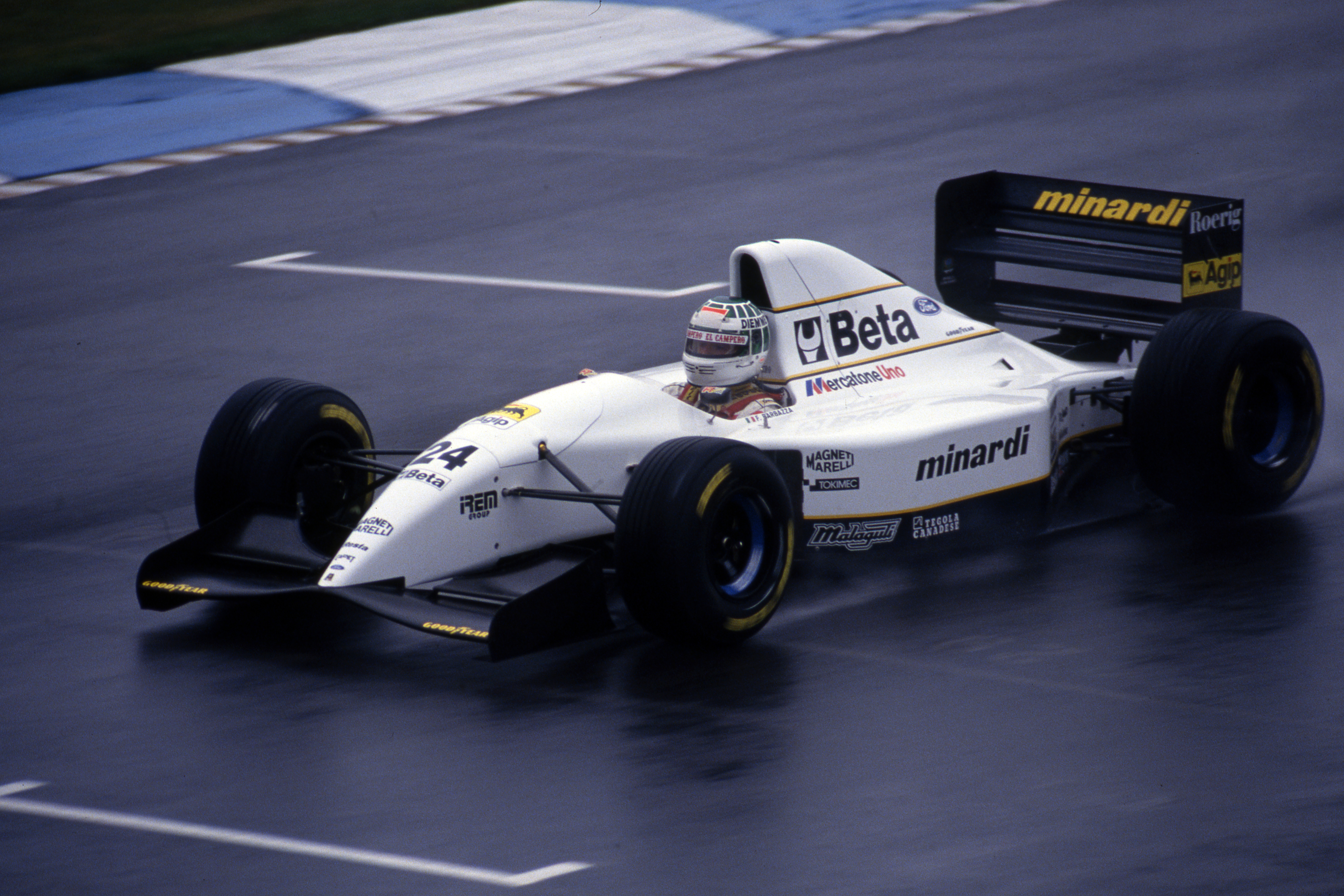 European Grand Prix Donington Park (gbr) 09 11 04 1993