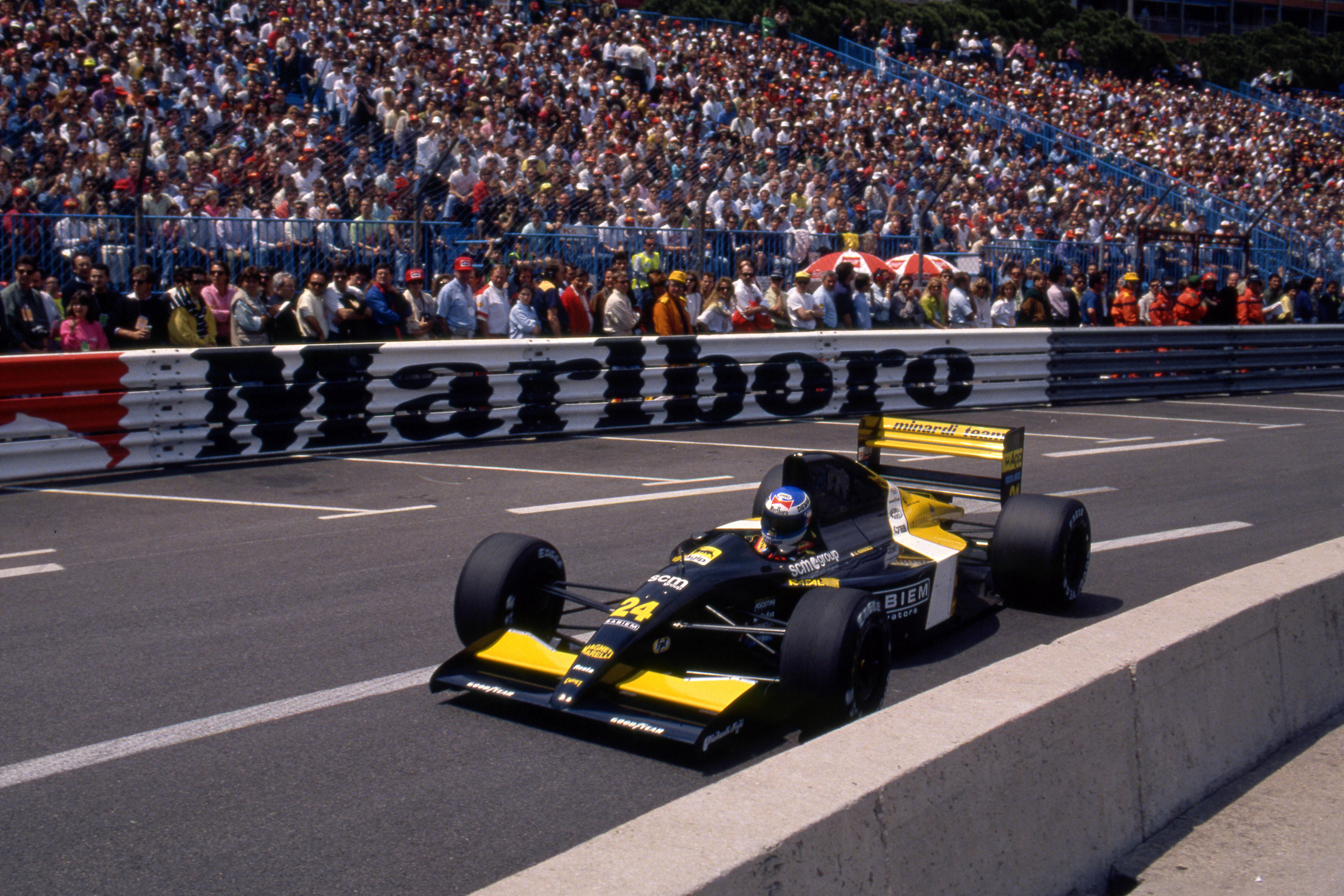 Monaco Grand Prix Monte Carlo (mc) 26 28 04 1991