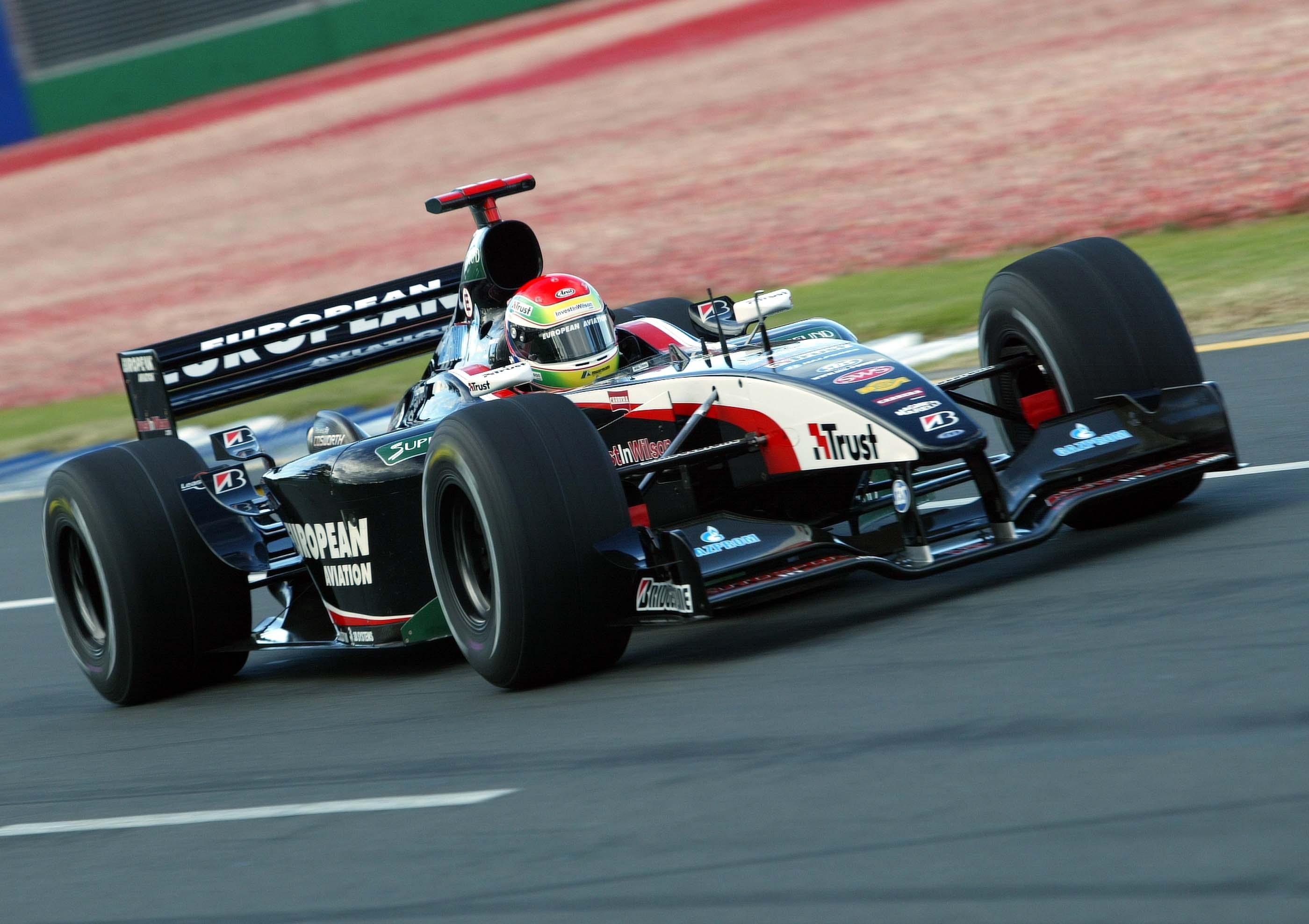 Melbourne, F1, Training, Jw