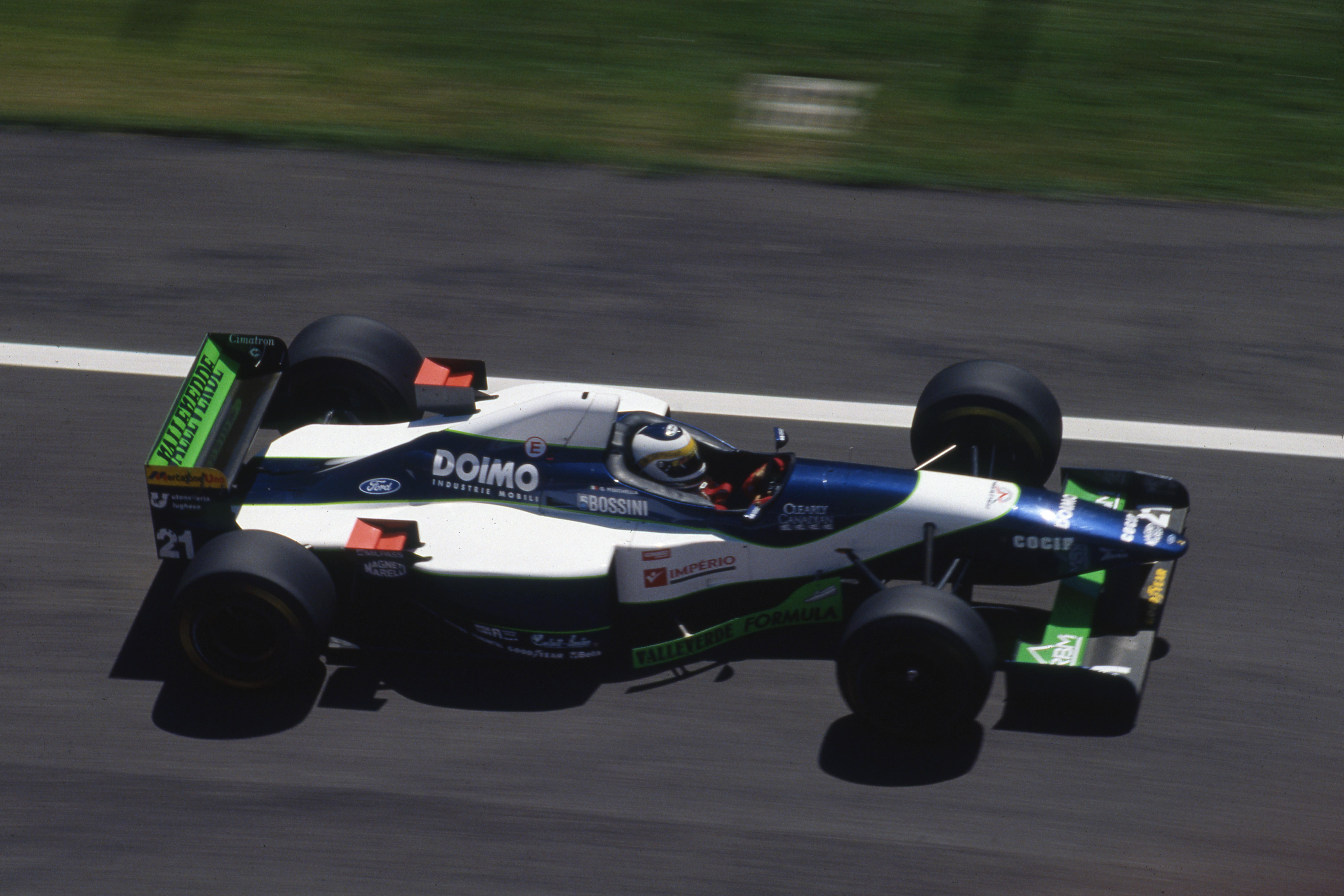 San Marino Grand Prix Imola (ita) 03 05 05 1996