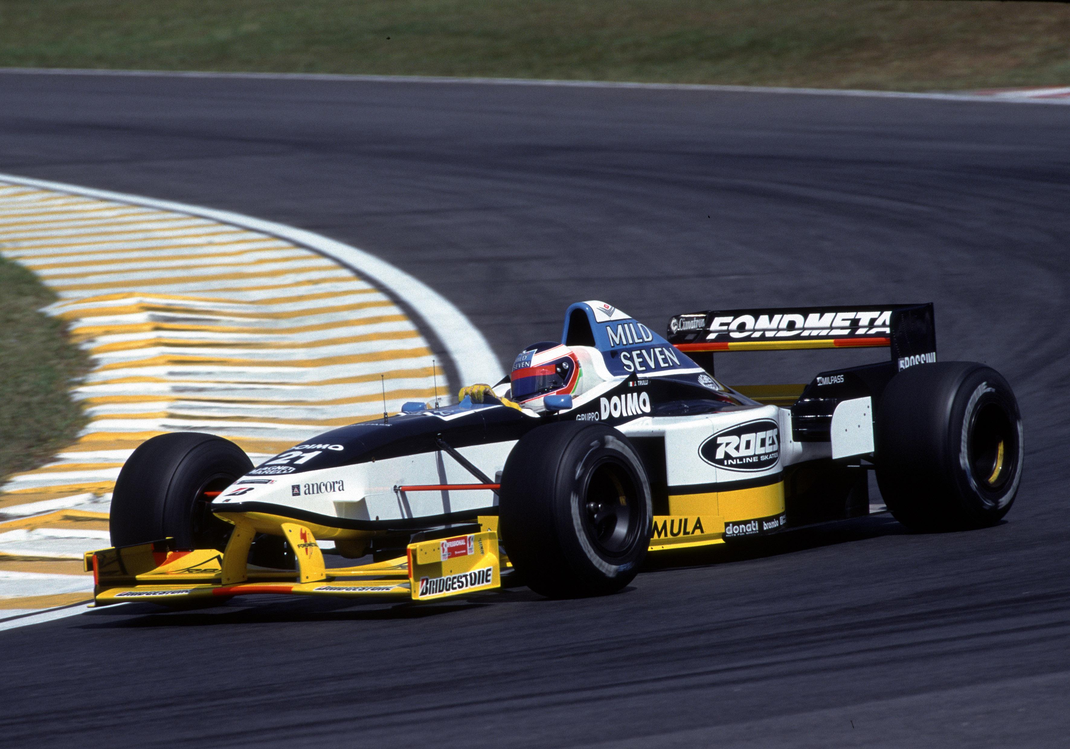 Brazilian Grand Prix Interlagos (bra) 28 30 3 1997