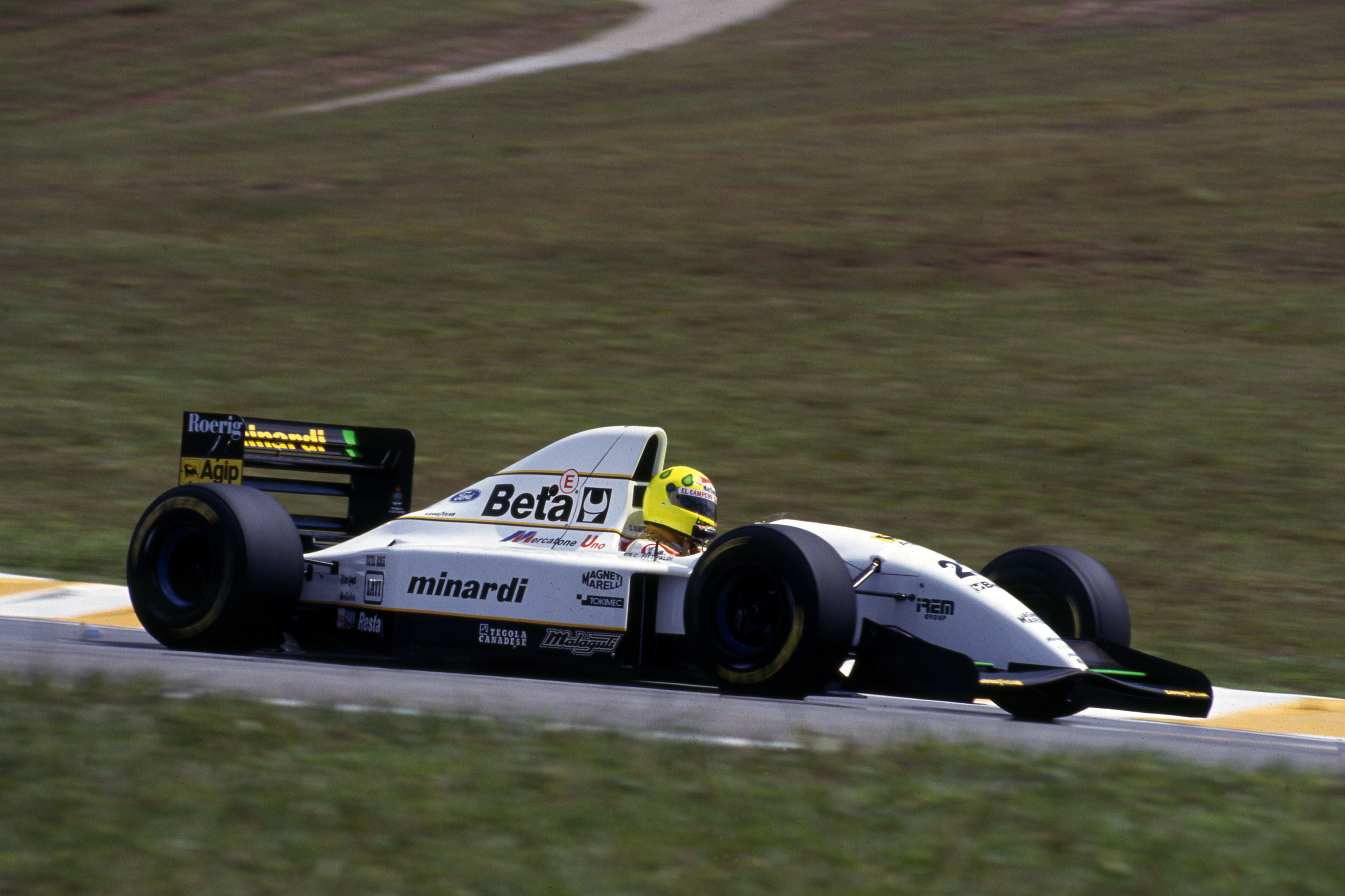 Brazilian Grand Prix Interlagos (bra) 26 28 03 1993