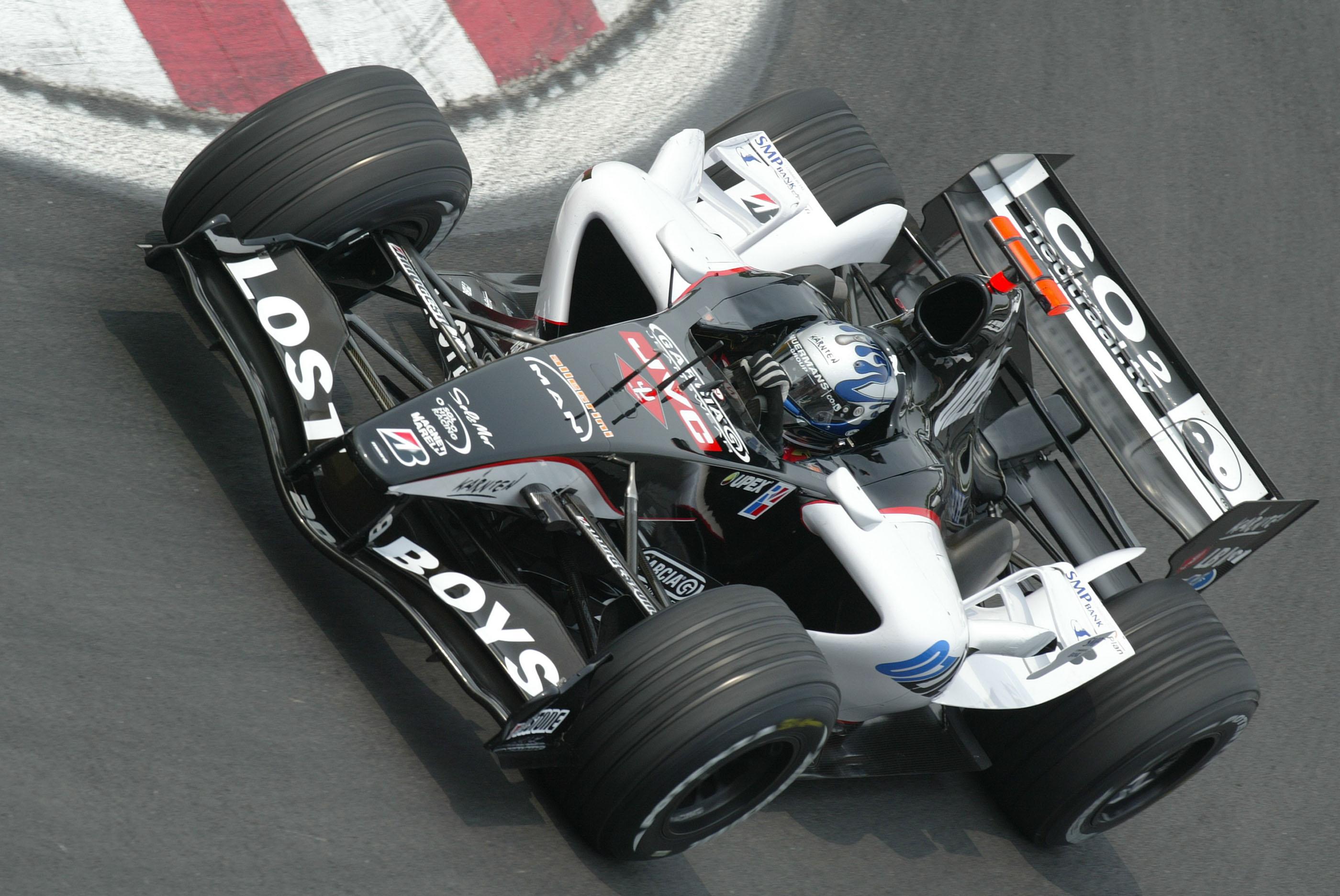 Patrick Friesacher Minardi F1 2005