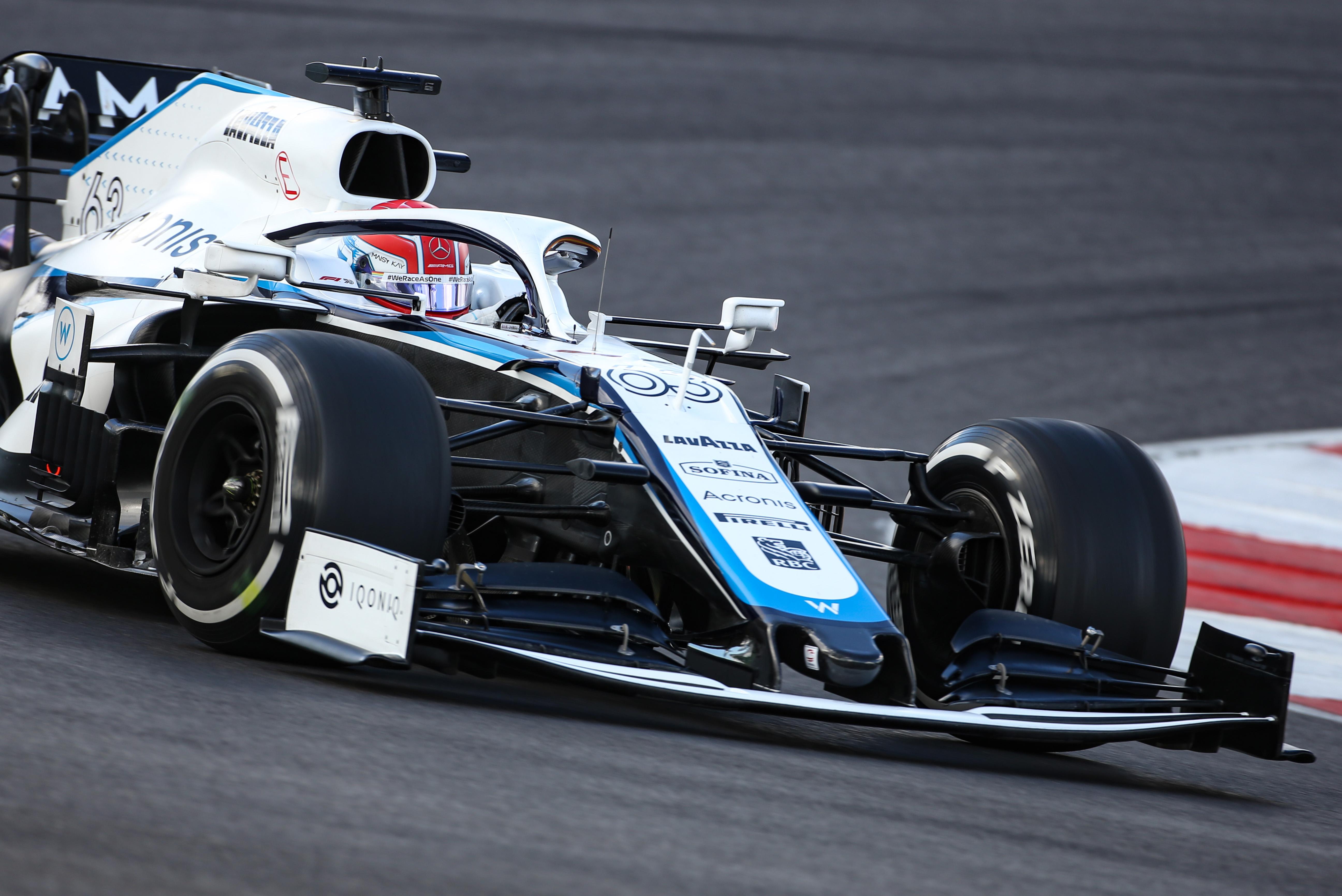 George Russell Williams F1 2020 Portuguese GP Algarve