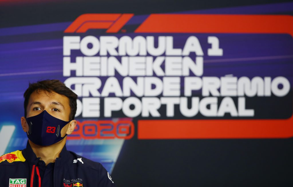 Our verdict on Albon's precarious Red Bull situation - The Race