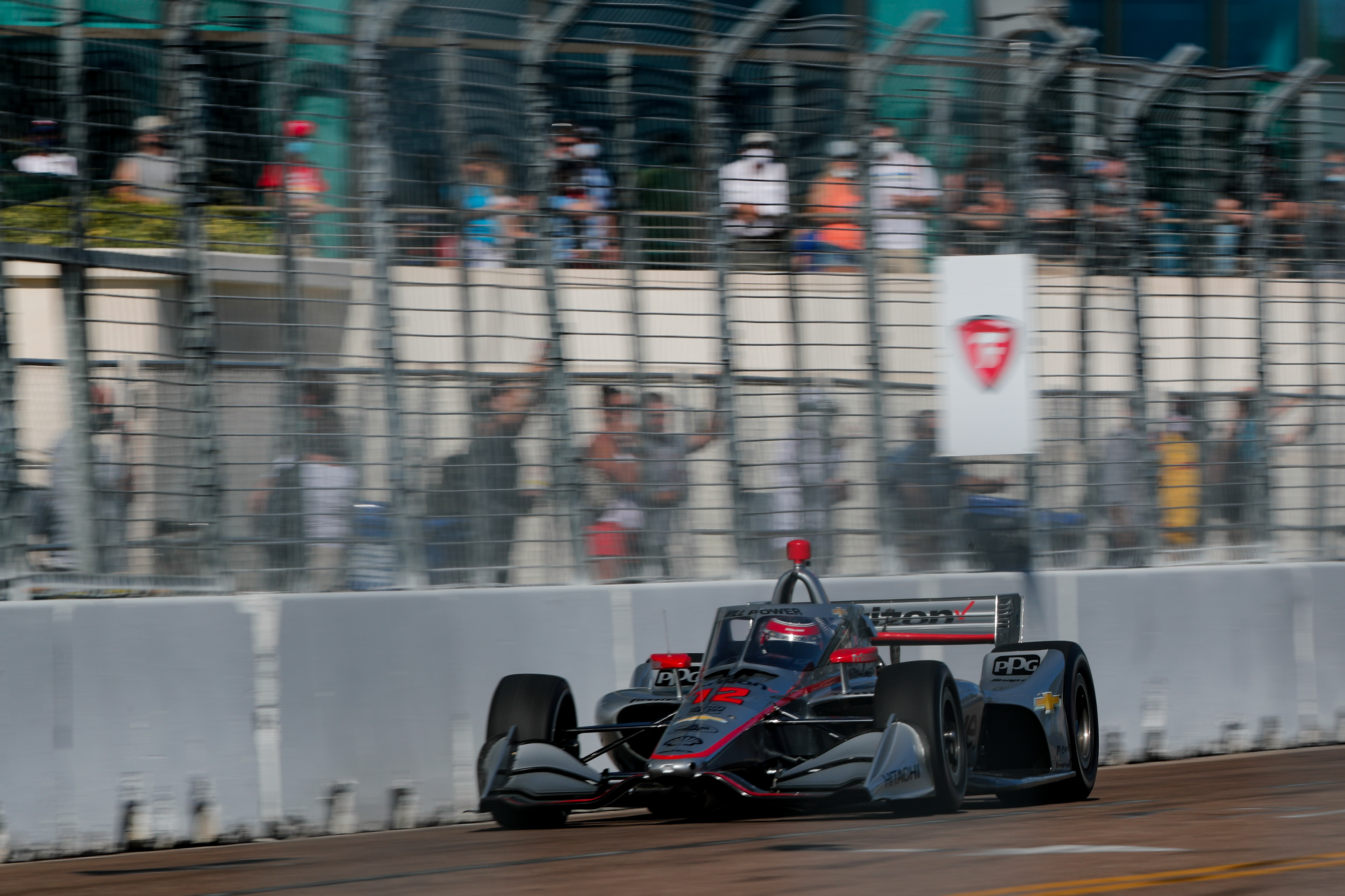 Will Power, St Pete, IndyCar