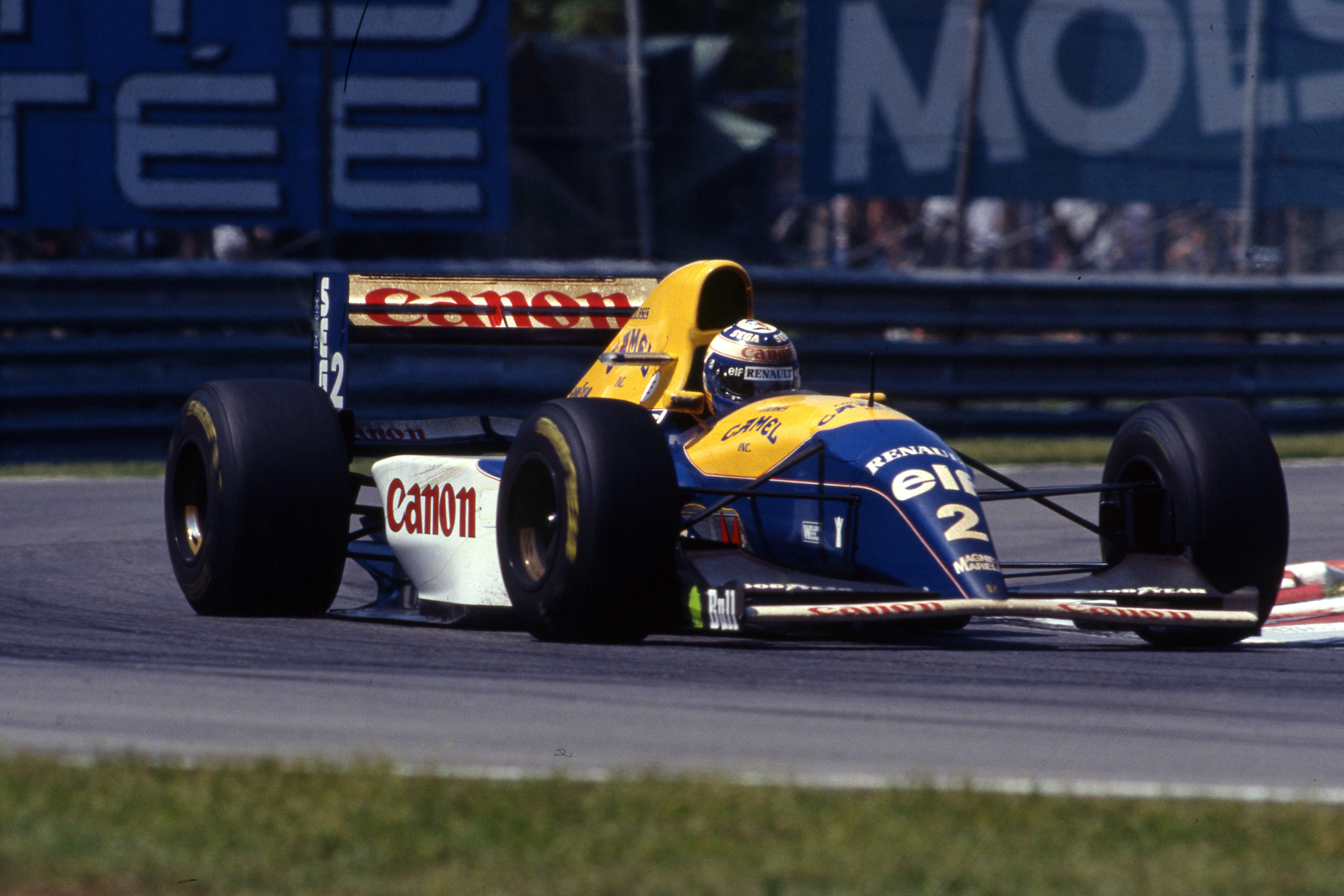Australian Grand Prix Adelaide (aus) 05 07 11 1993