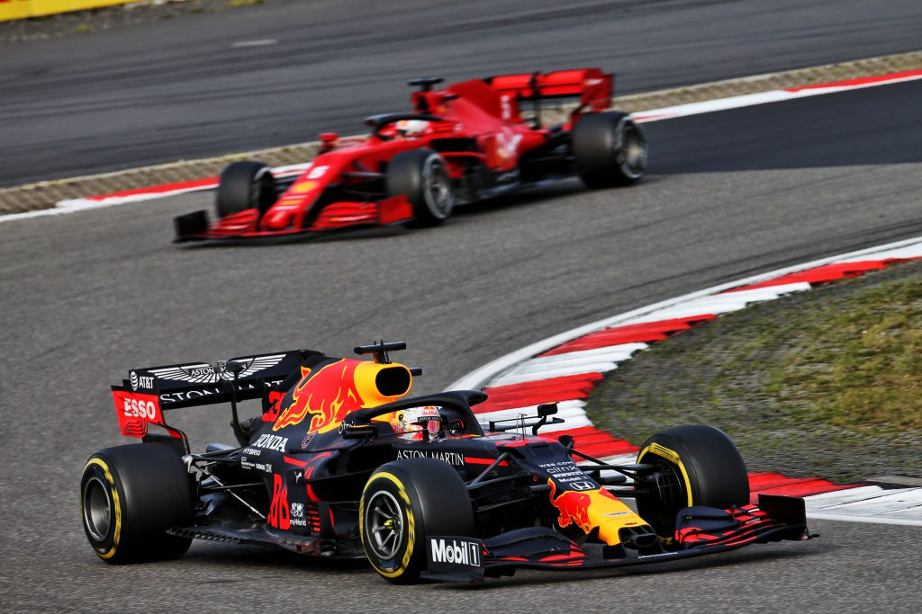 Red Bull faces Ferrari hurdle in crunch F1 engine talks - The Race
