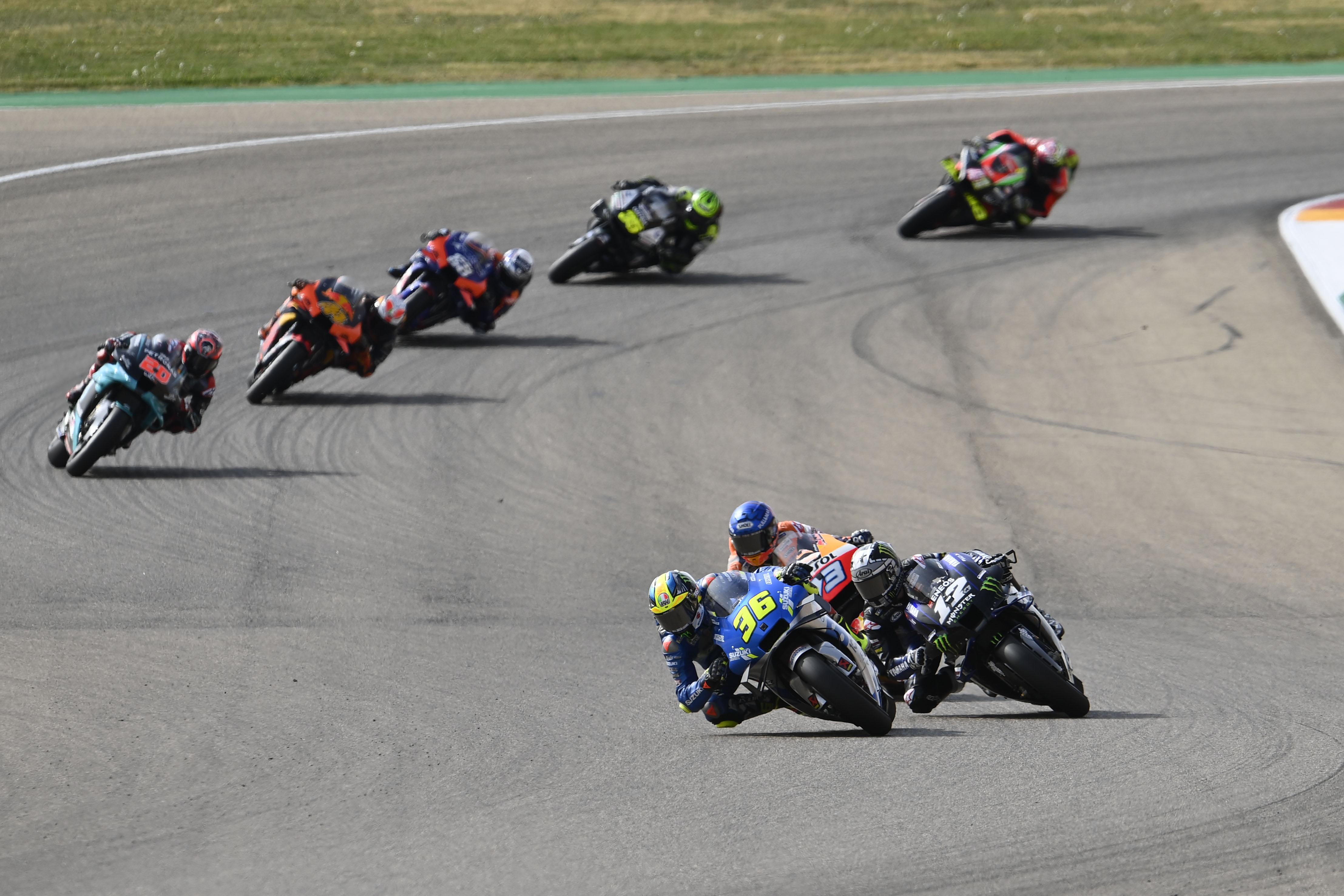 Joan Mir MotoGP 2020