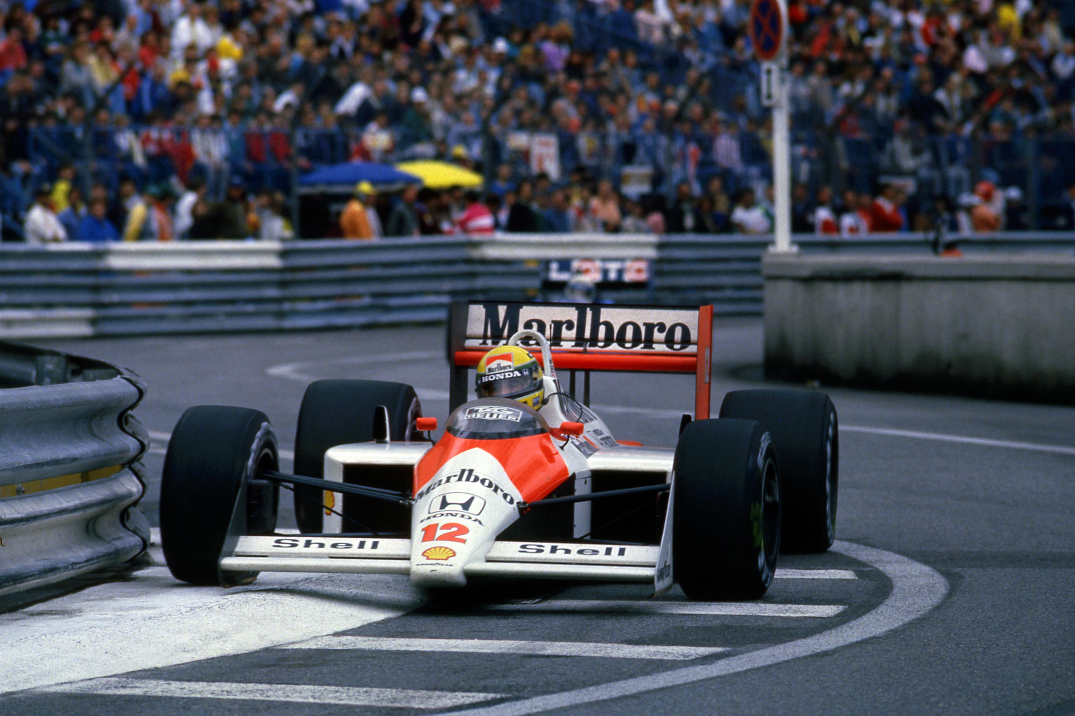 Ayrton Senna, Monaco, 1988