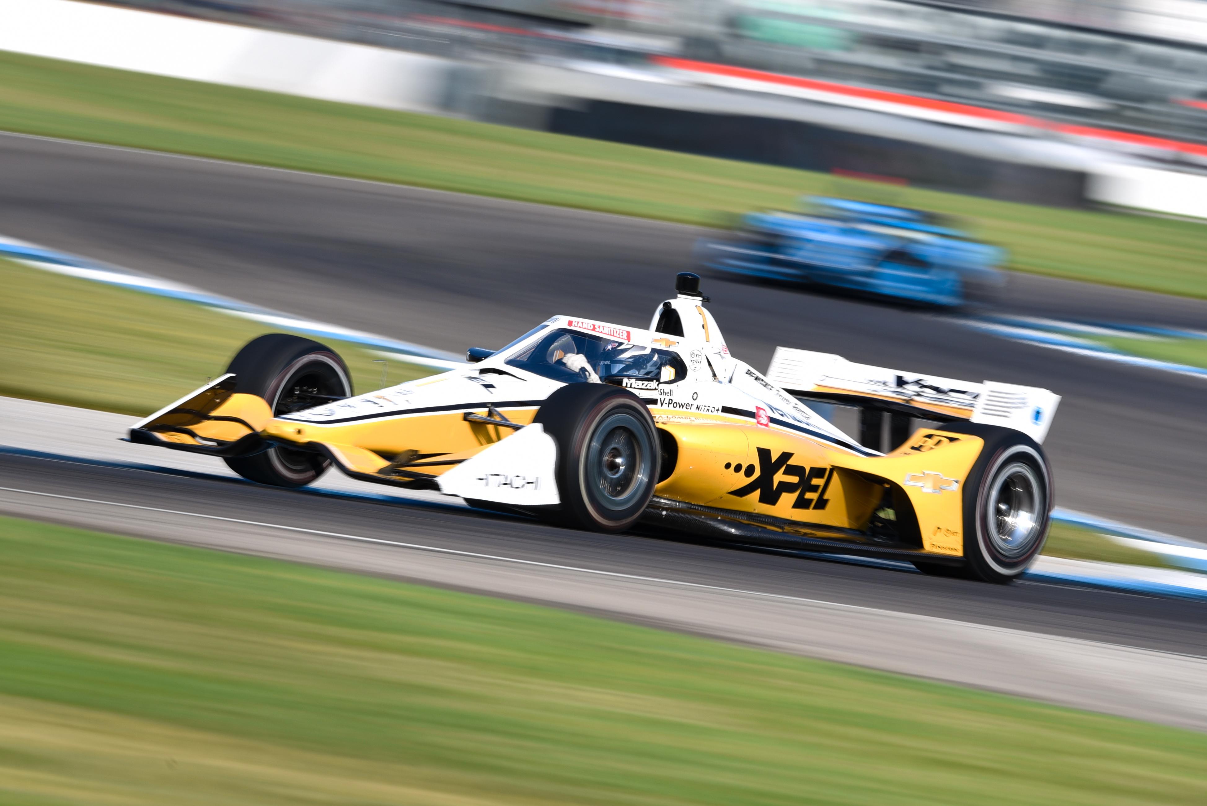 Newgarden, Indianapolis, Indycar 2020