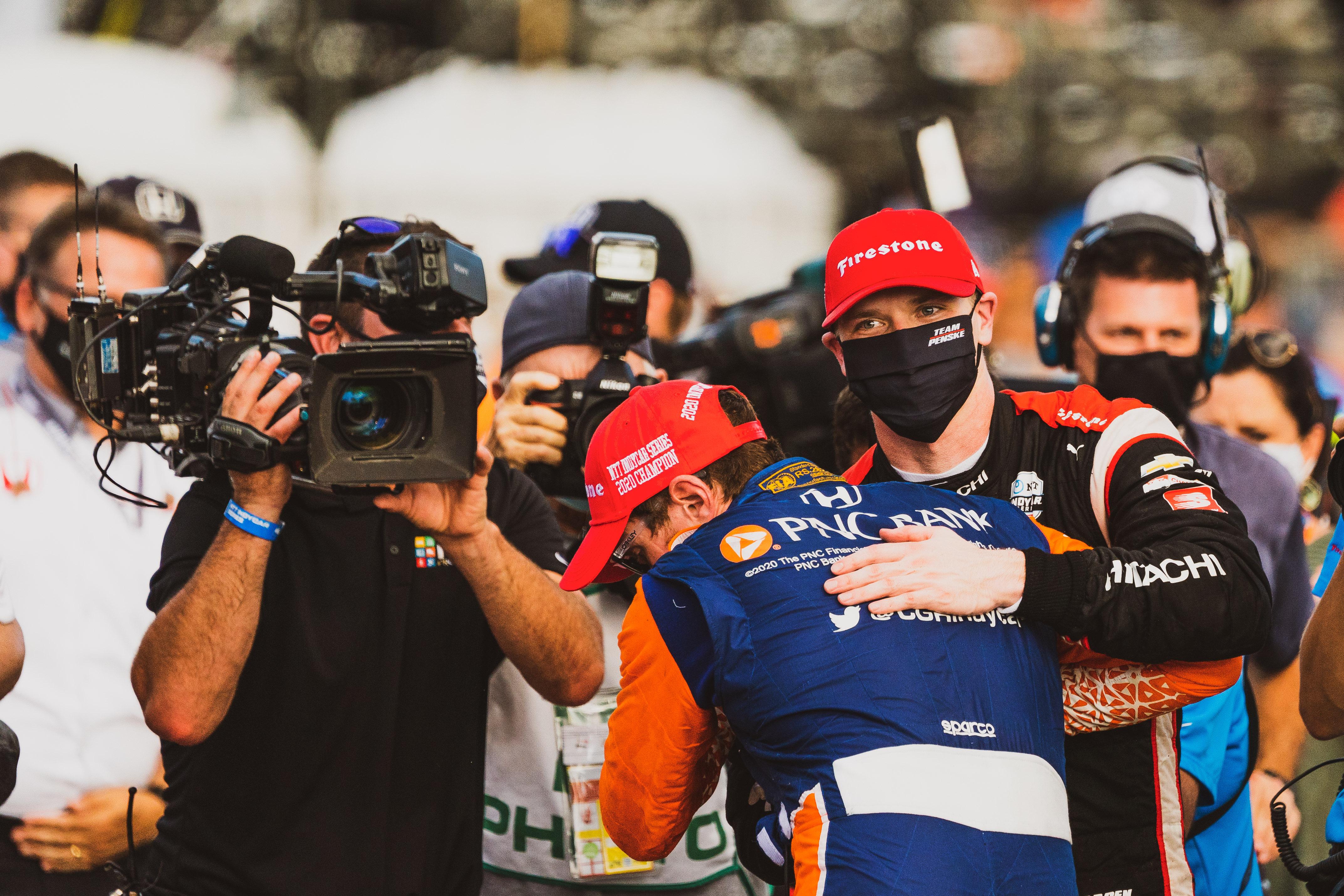 Ntt Indycar Series Firestone Grand Prix Of St Petersburg