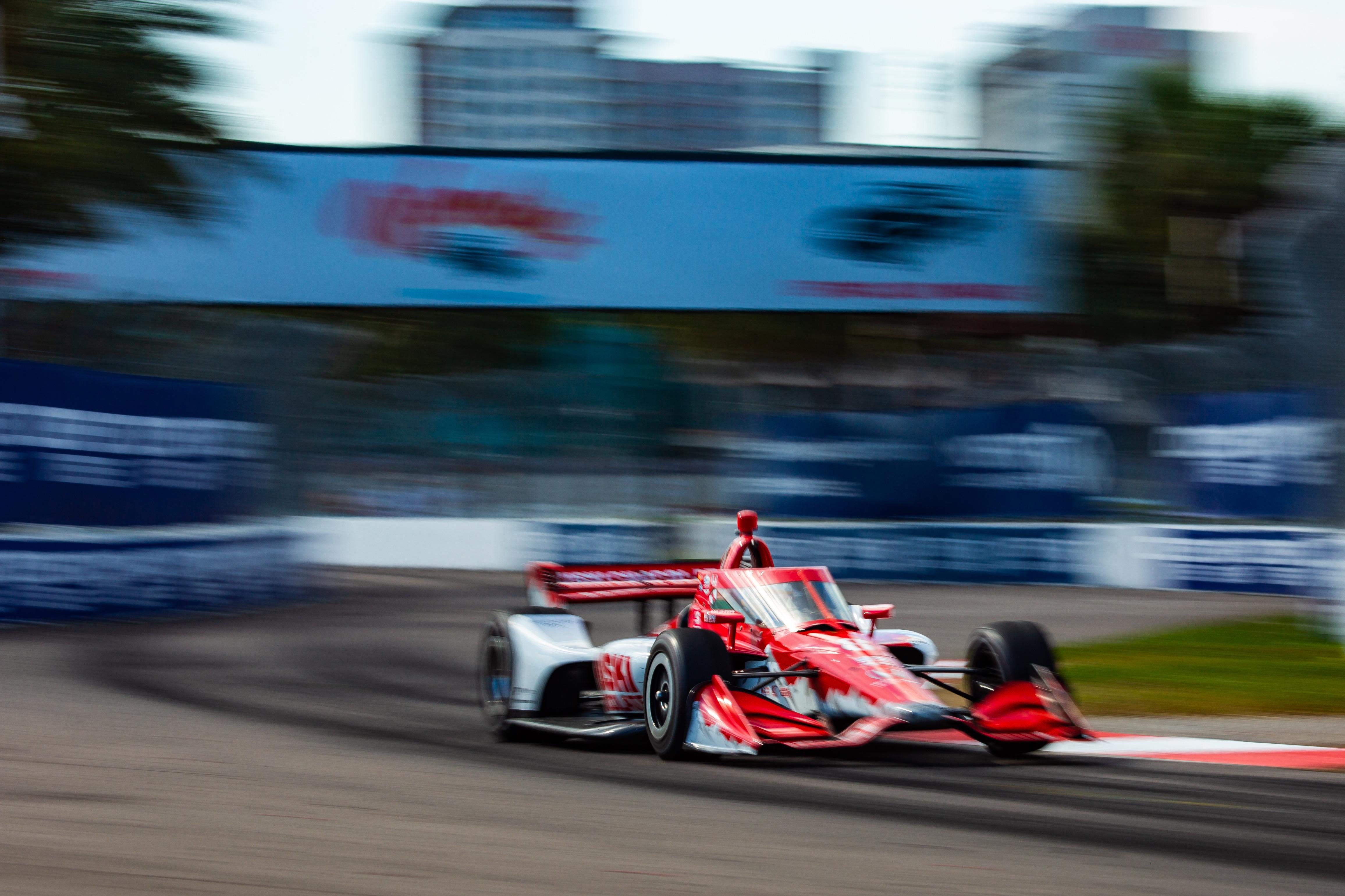 Marcus ericsson IndyCar 2020