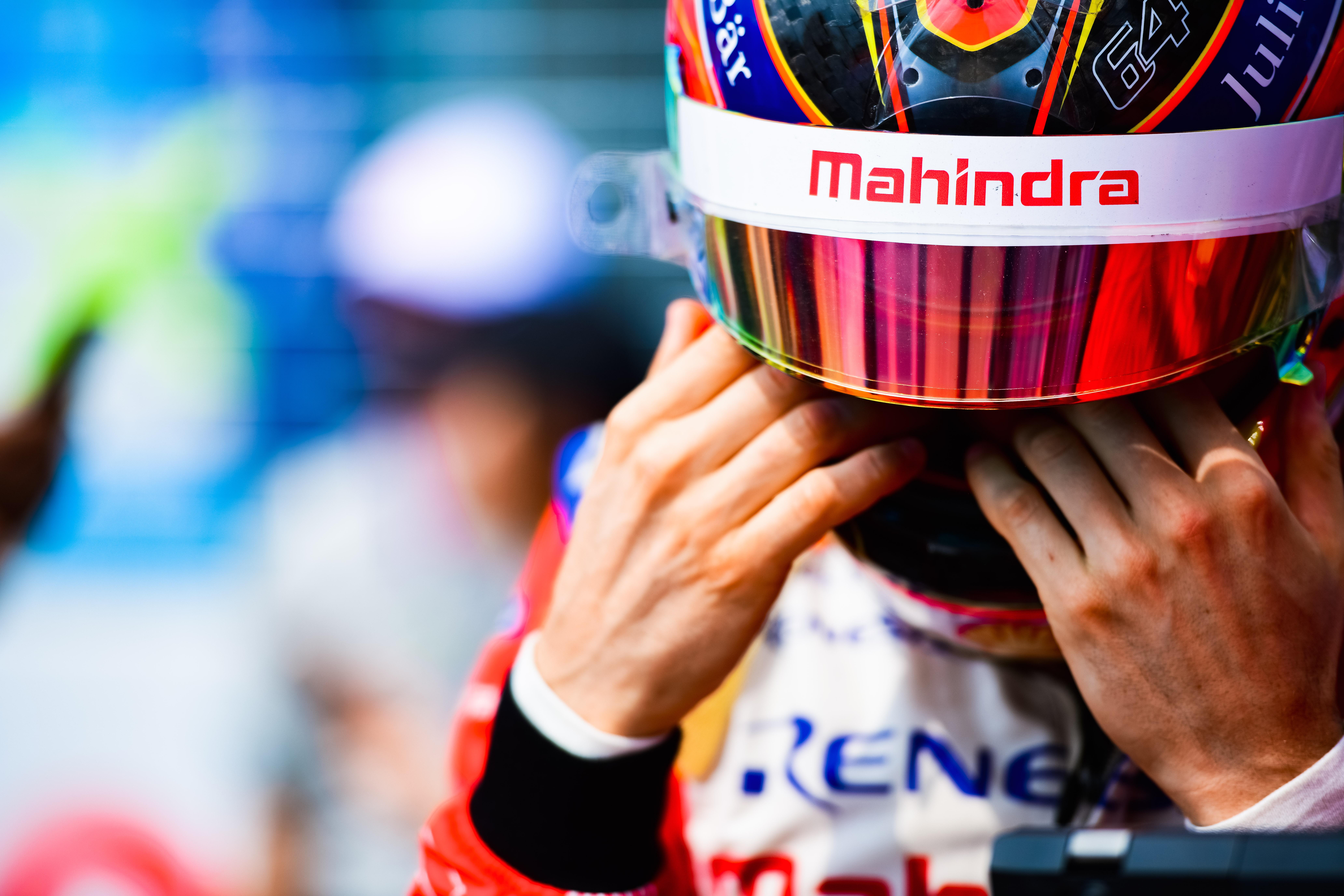 Jerome d'Ambrosio, Mahindra, Formula E