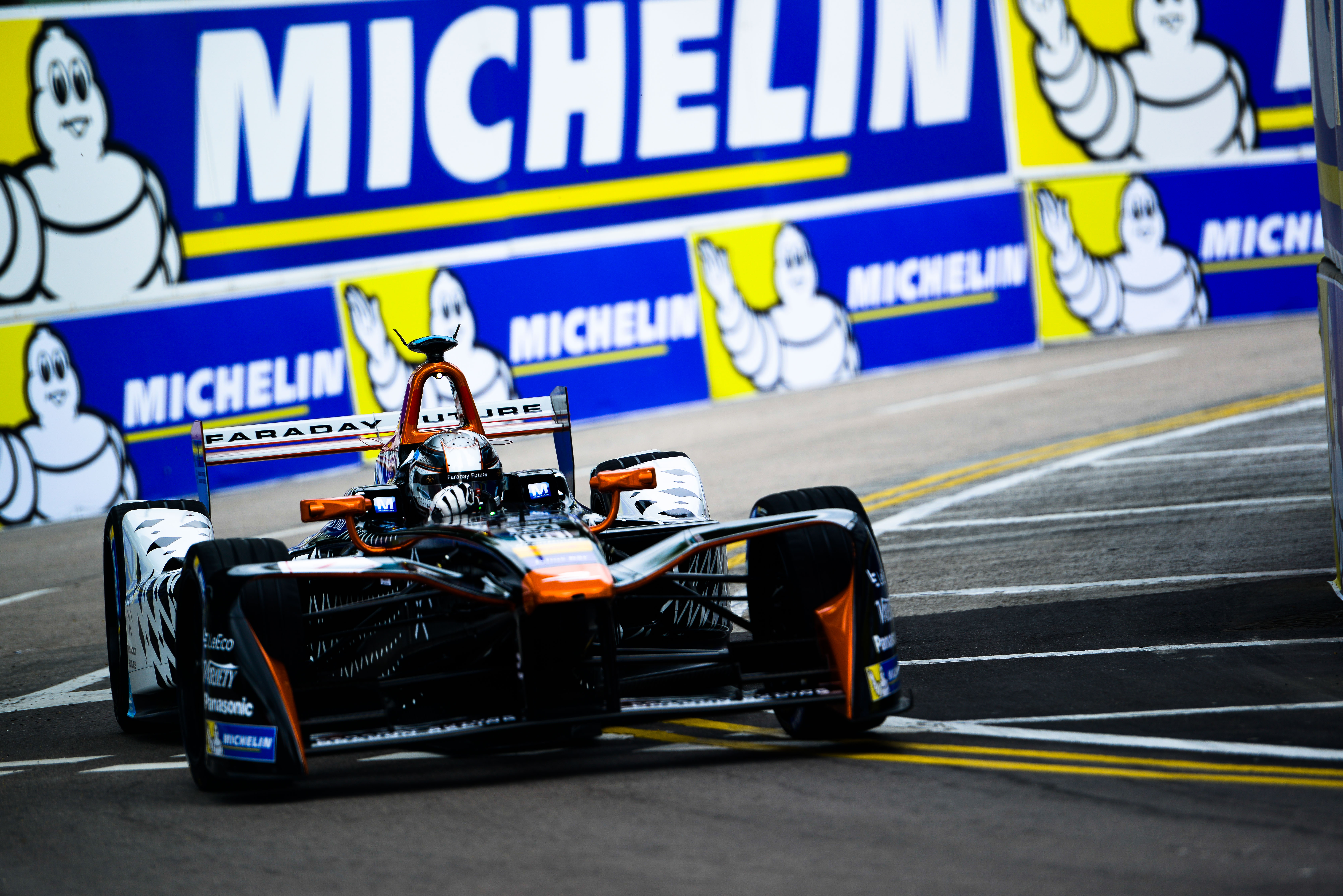 Jerome d'Ambrosio Dragon Formula E