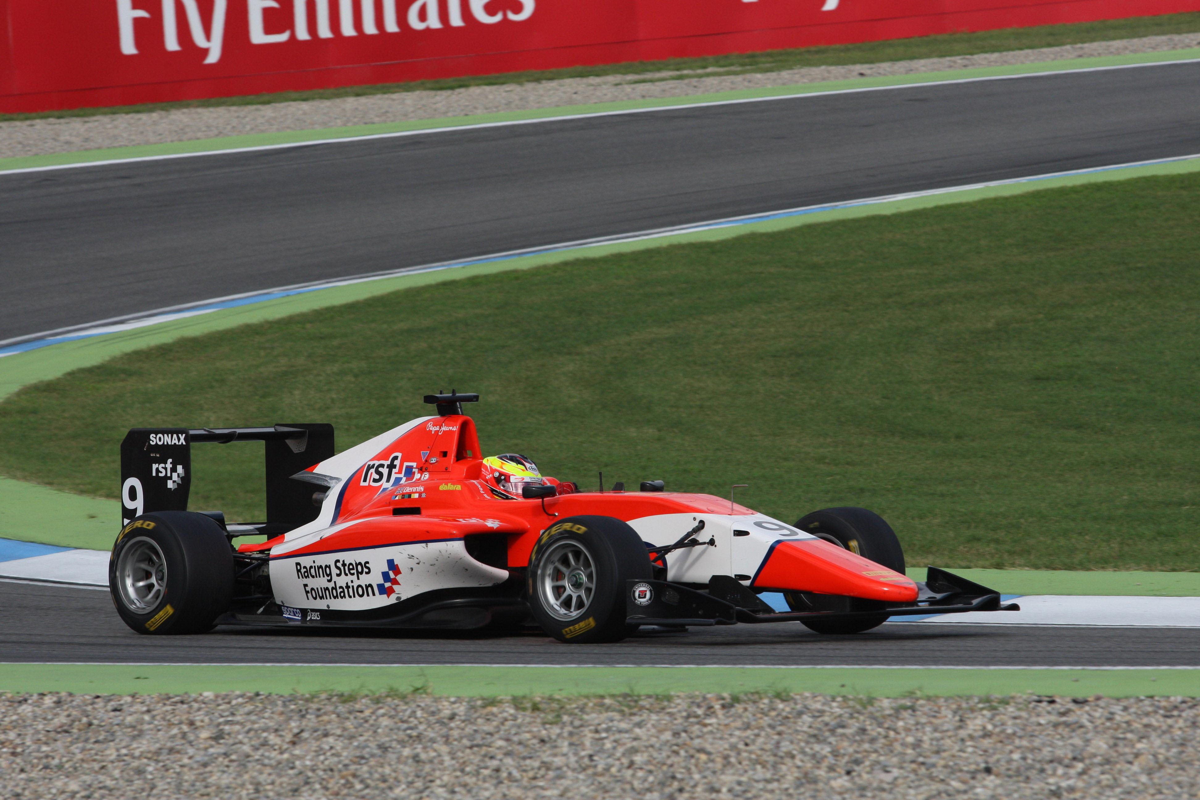 Jake Dennis GP3 2016