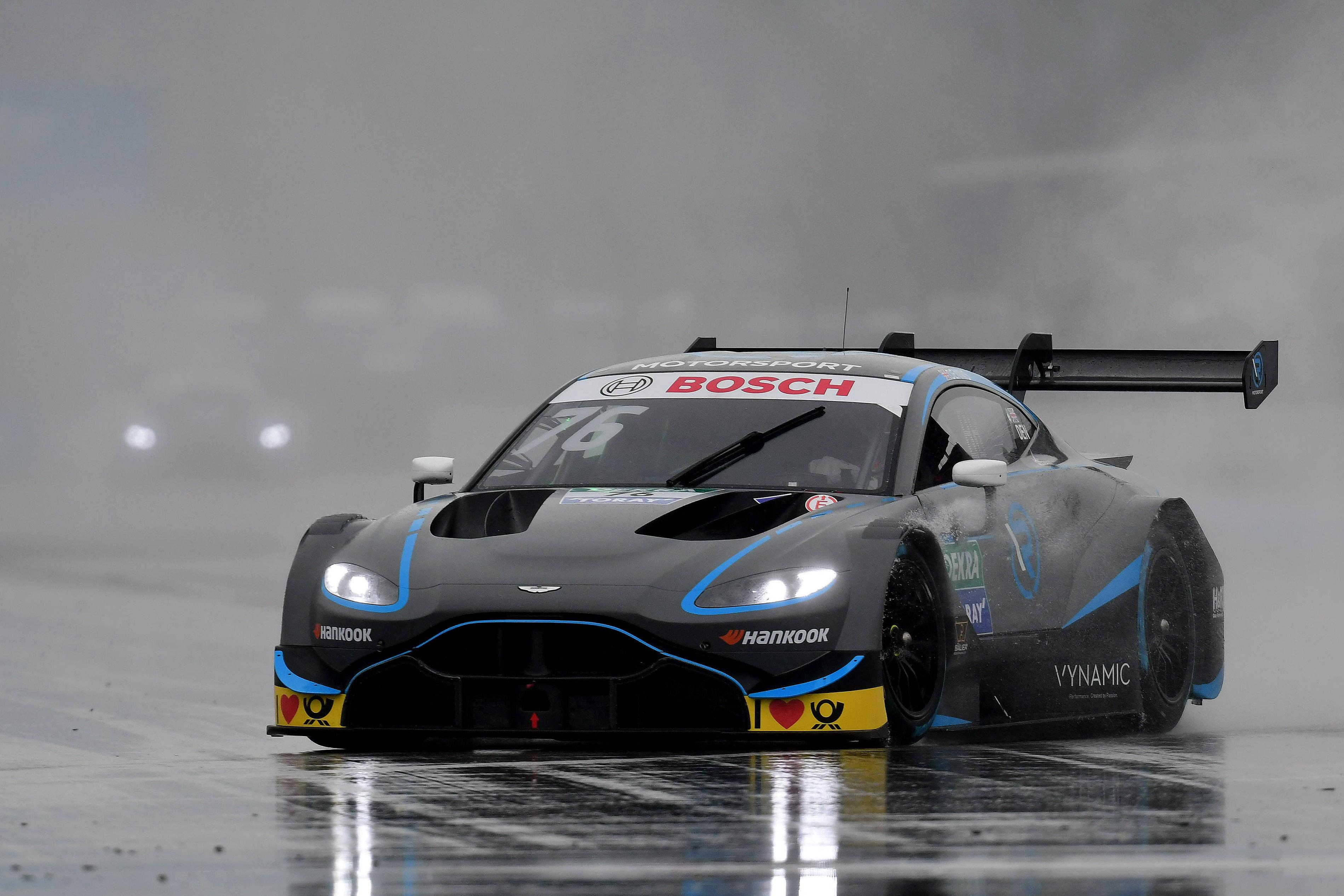 Jake Dennis R Motorsport Aston Martin Hockenheim DTM 2019