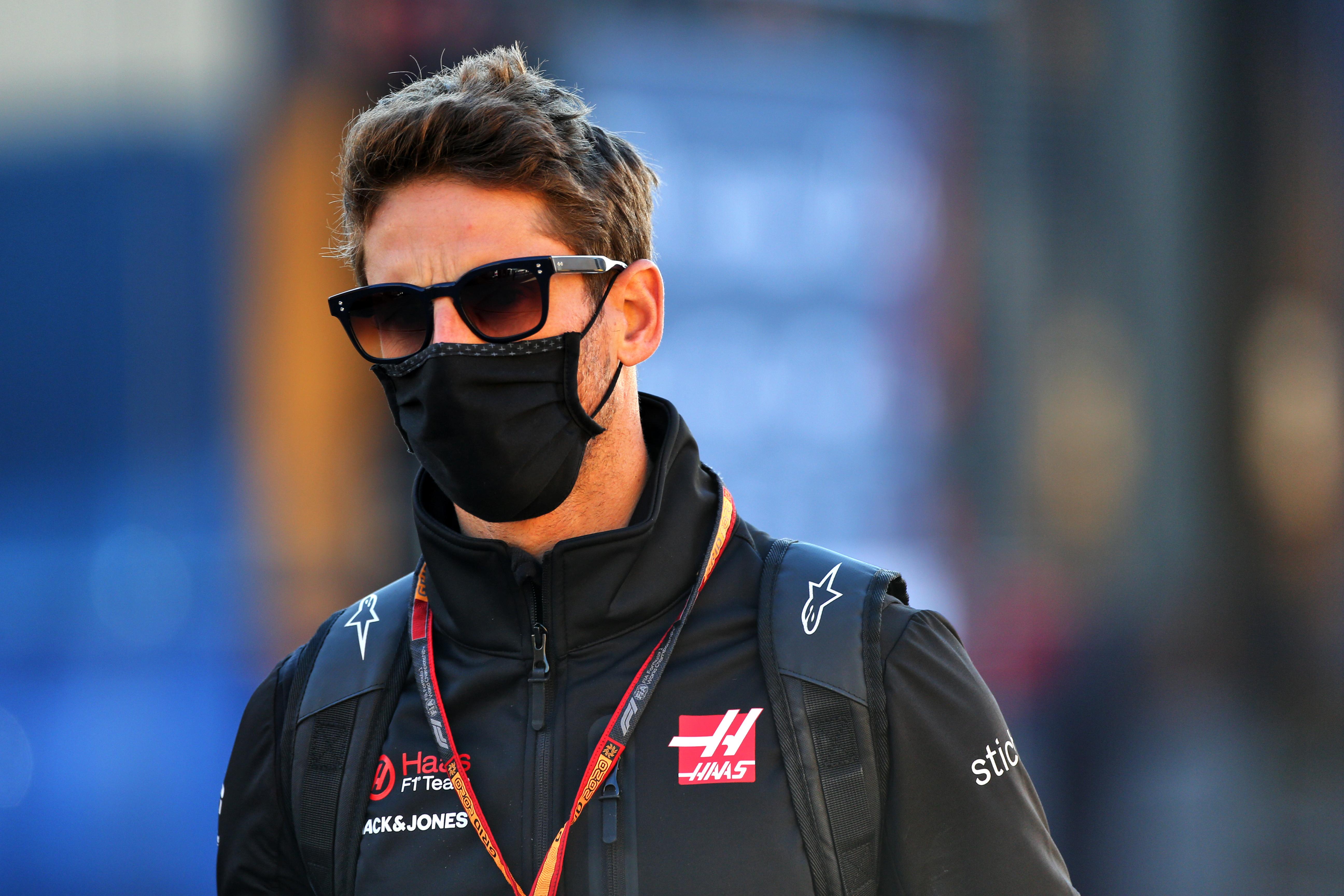 Romain Grosjean, Haas, F1