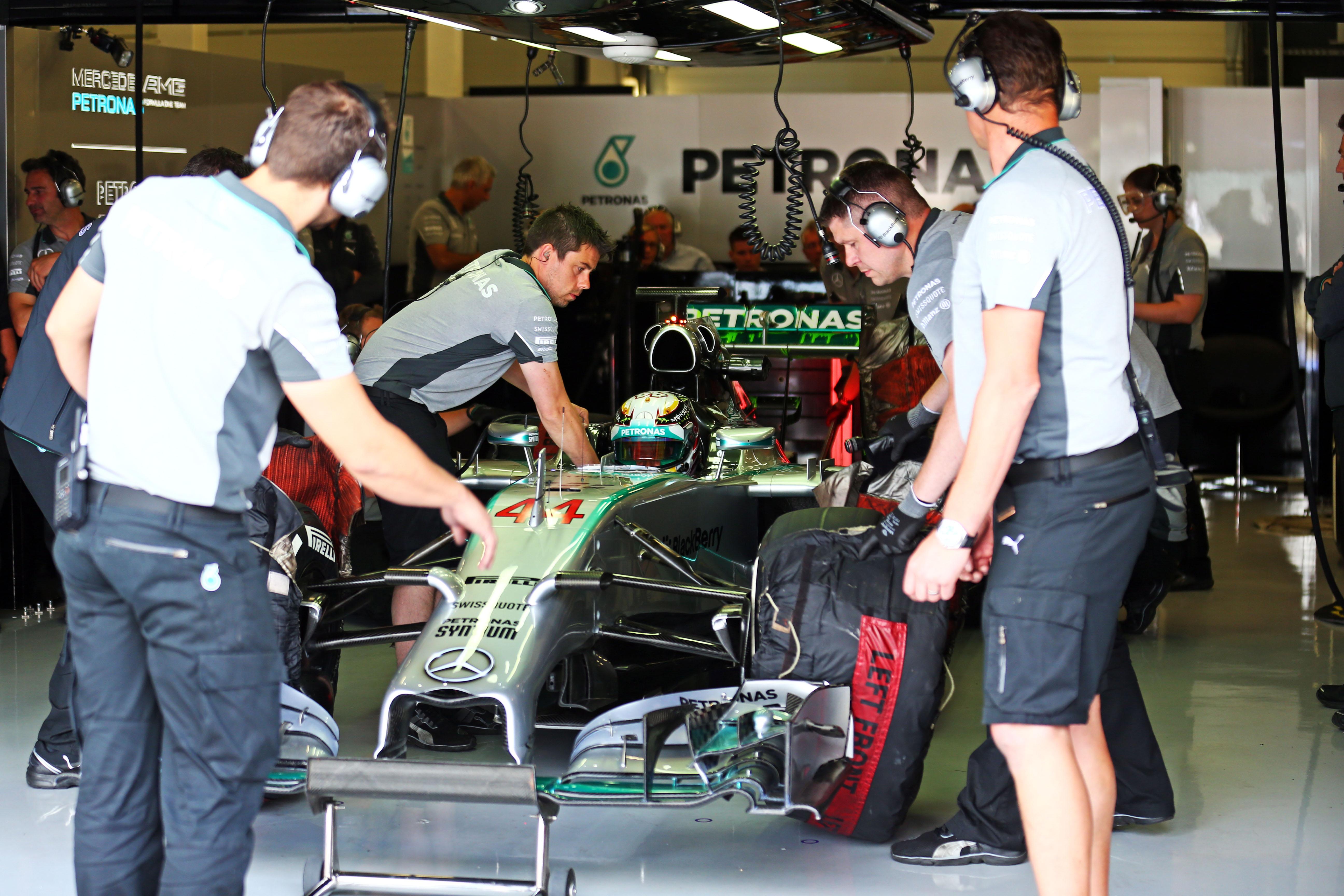 Mercedes 2014 Formula 1