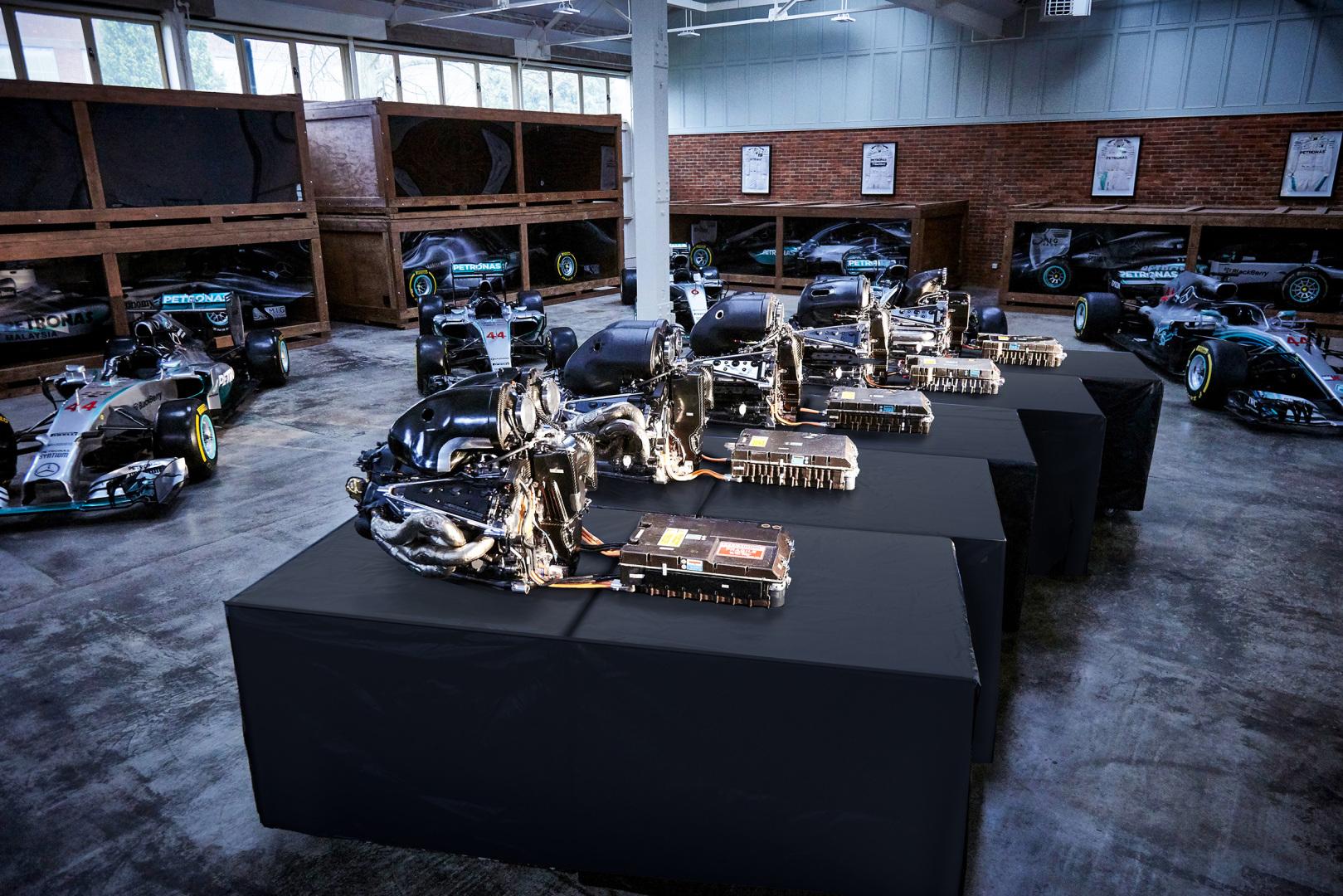 2014 2018 Formula One Power Units