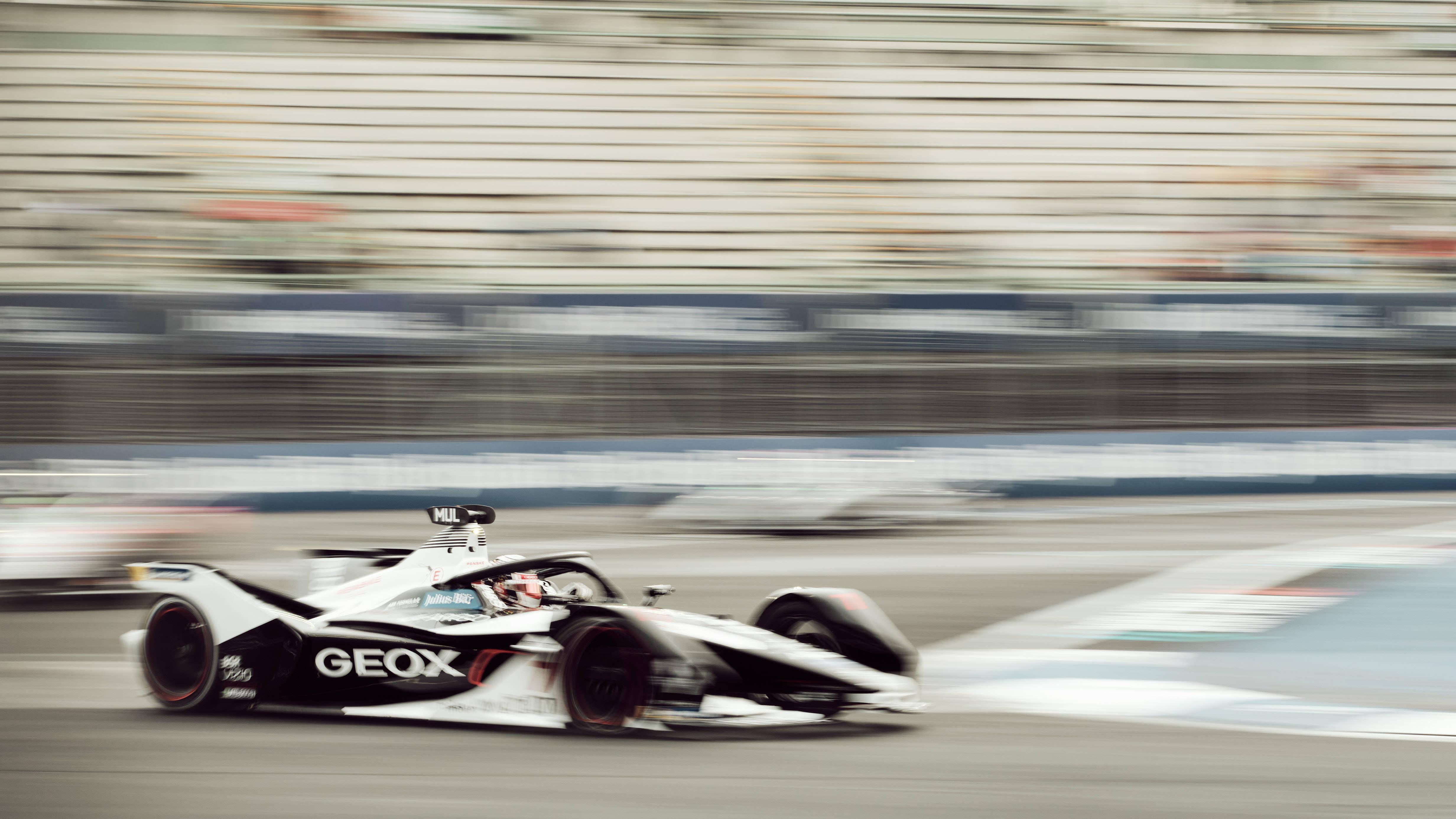Nico Mueller, Dragon, Formula E