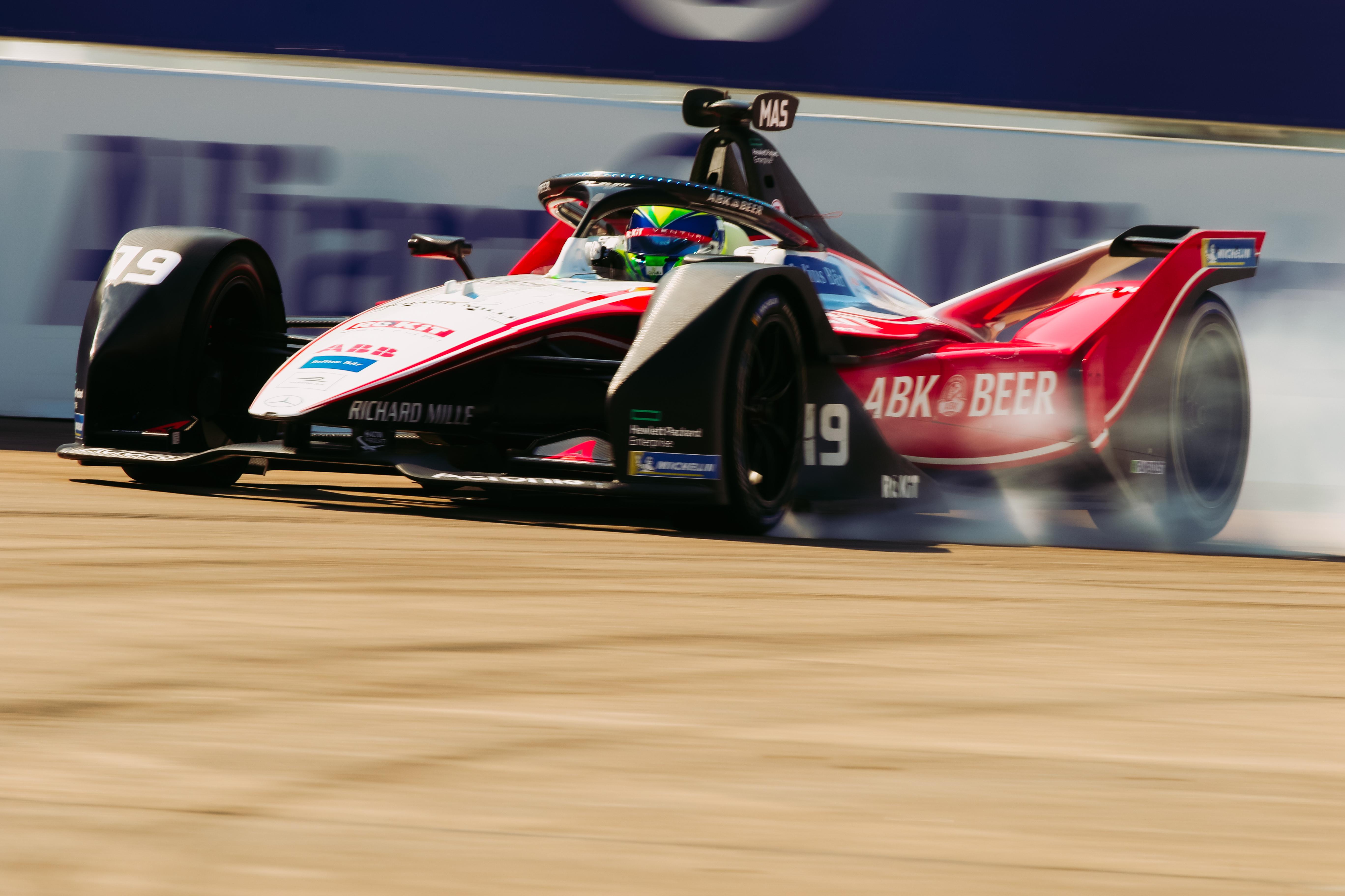 Felipe Massa Venturi Formula E