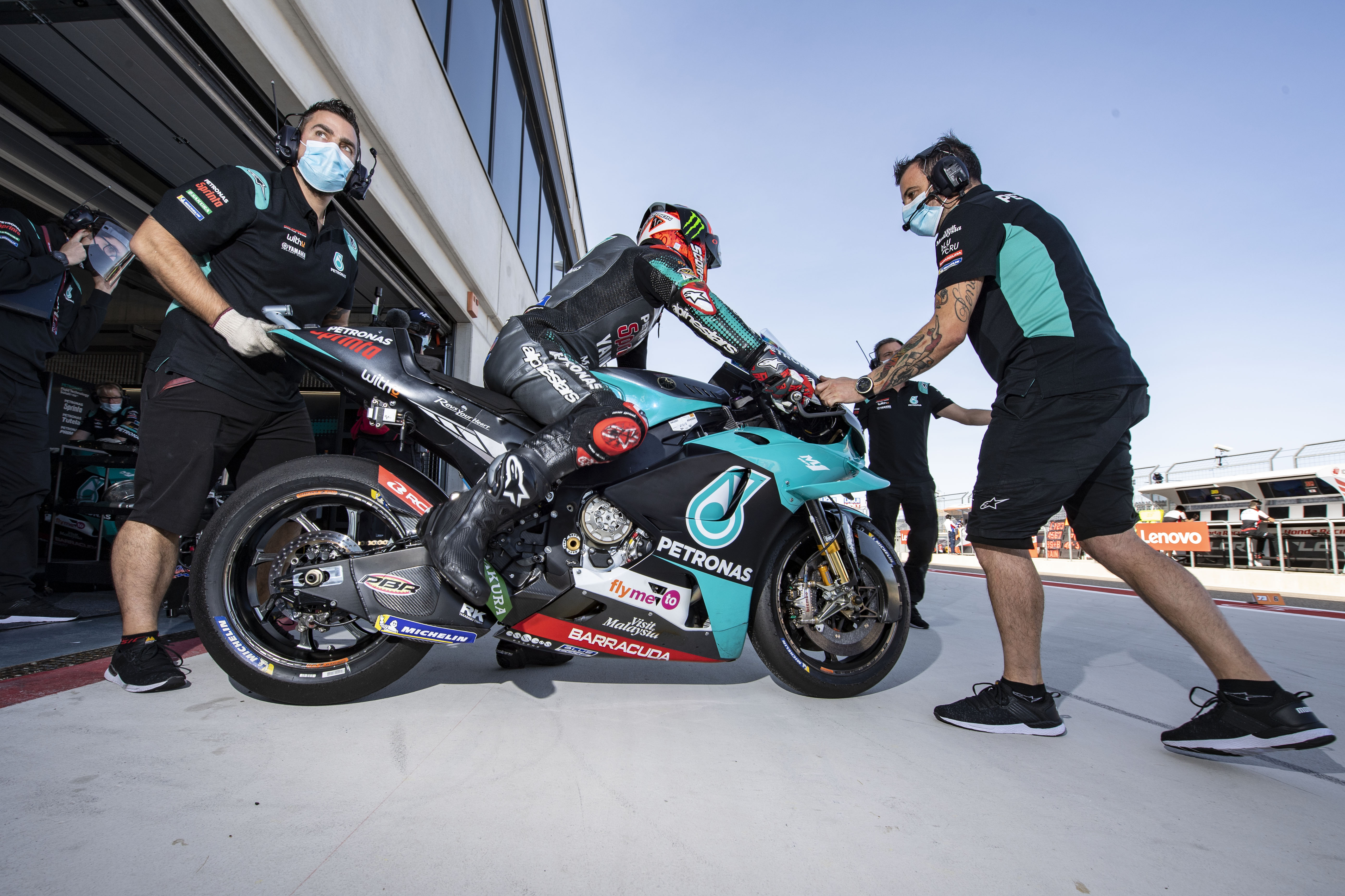 Fabio Quartararo Petronas SRT Yamaha