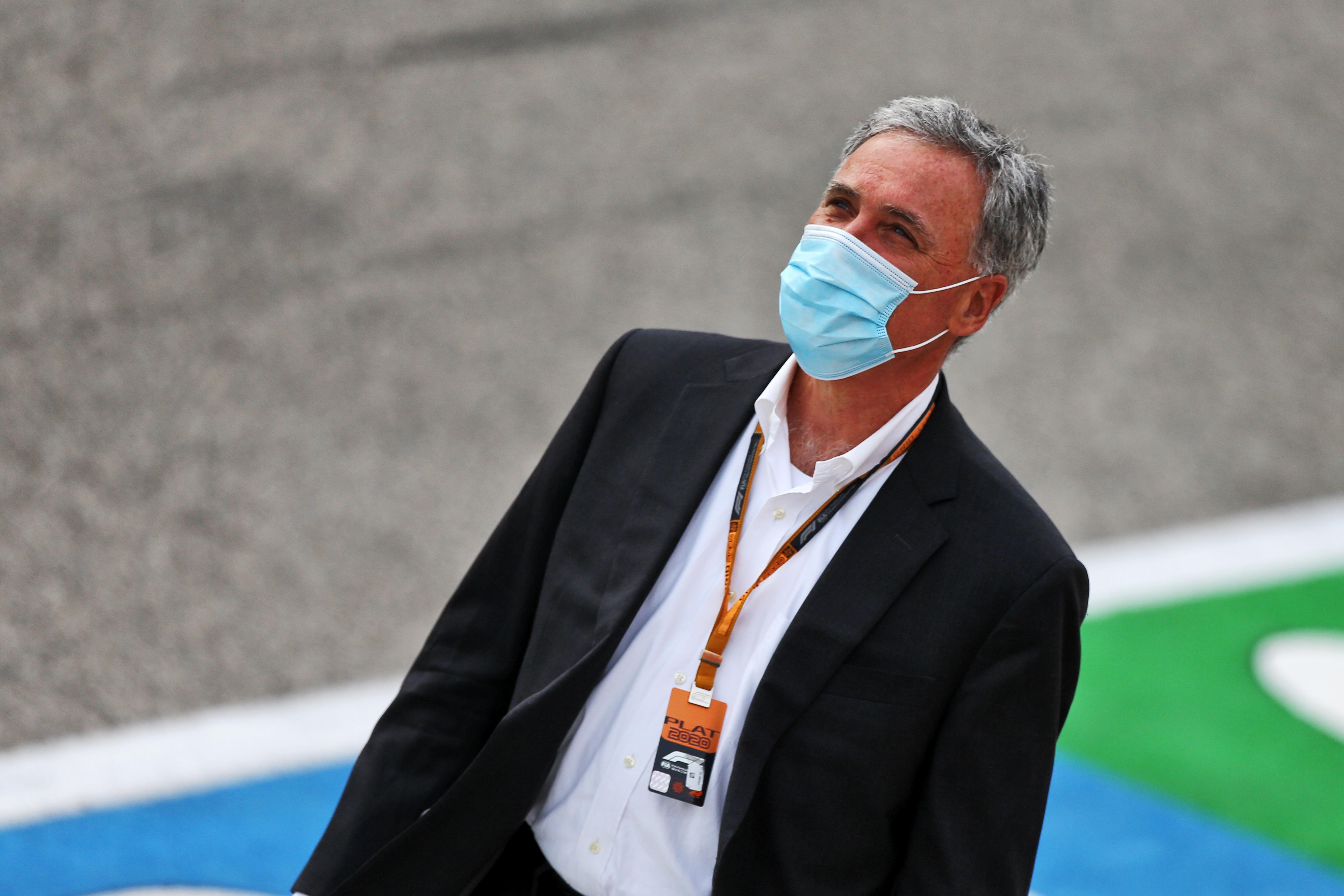 Motor Racing Formula One World Championship Emilia Romagna Grand Prix Race Day Imola, Italy