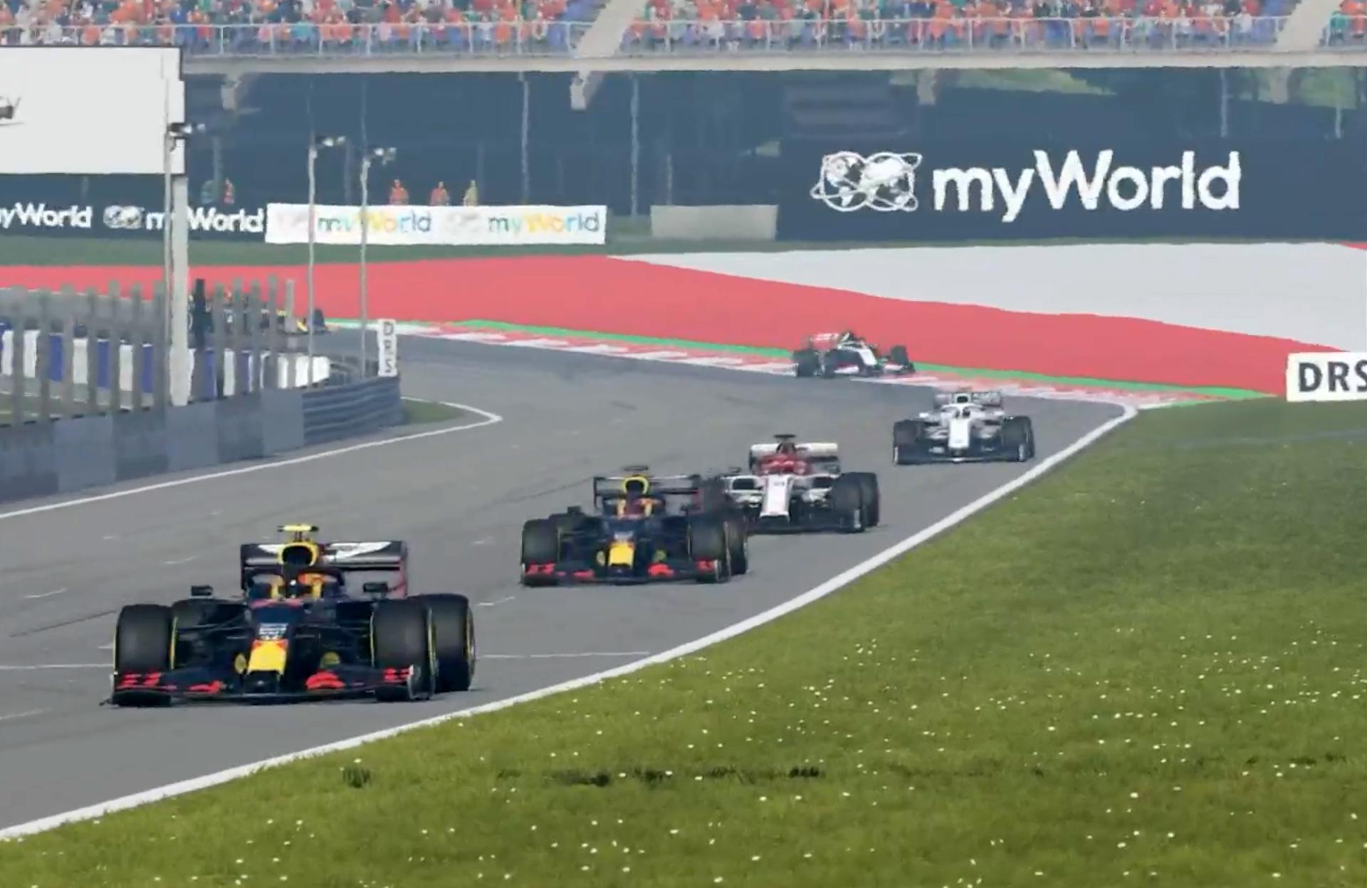 F1 Esports Austria Red Bull 1 2 Pic 1