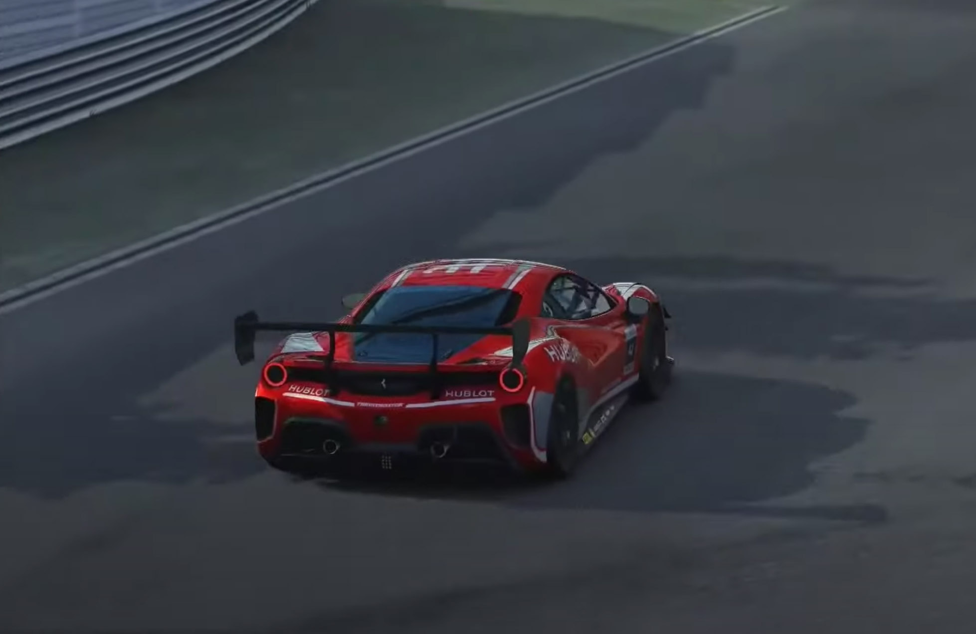 Ferrari Esports De Salvo Nurburgring Copy