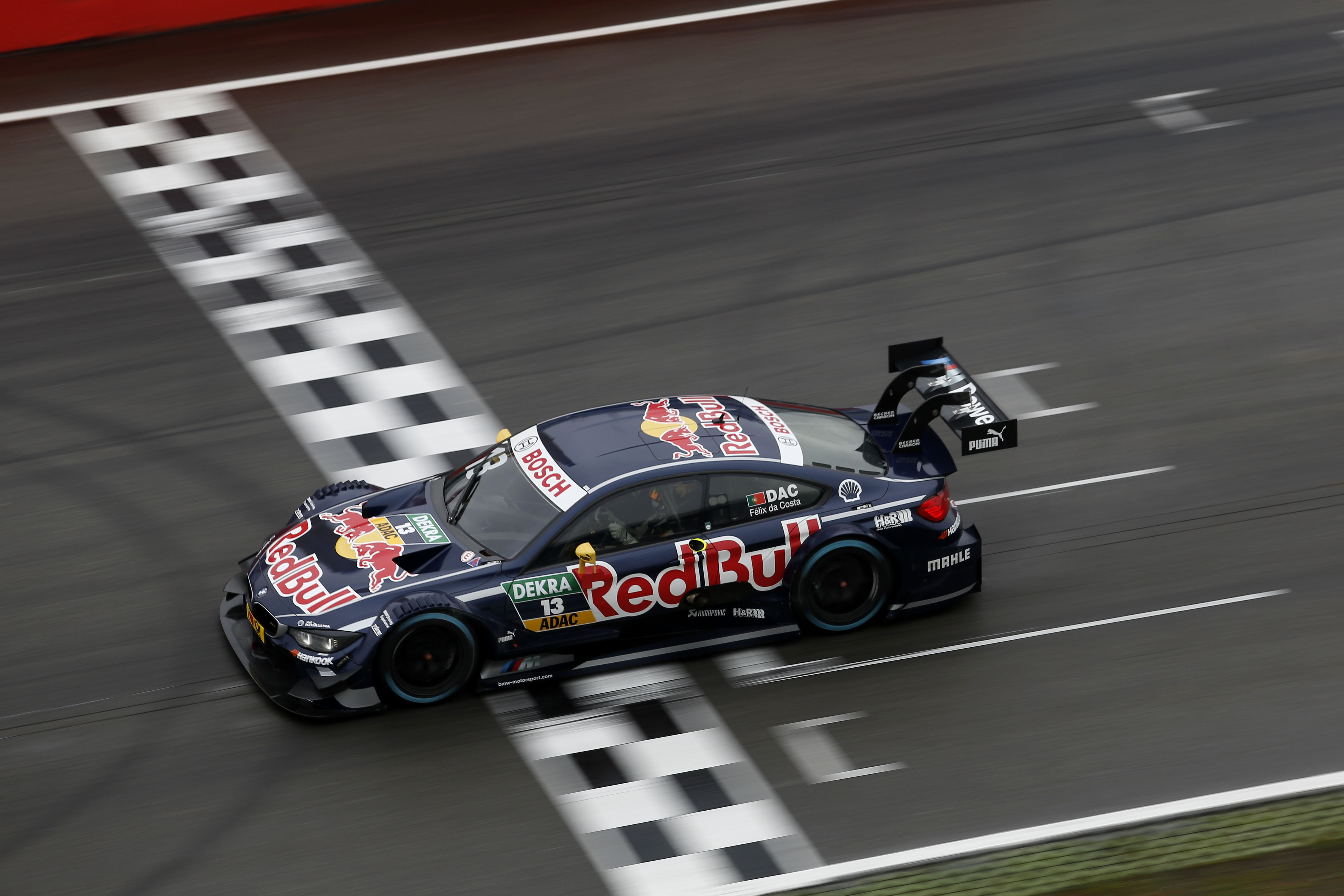 Dtm Round 1, Hockenheimring, Germany