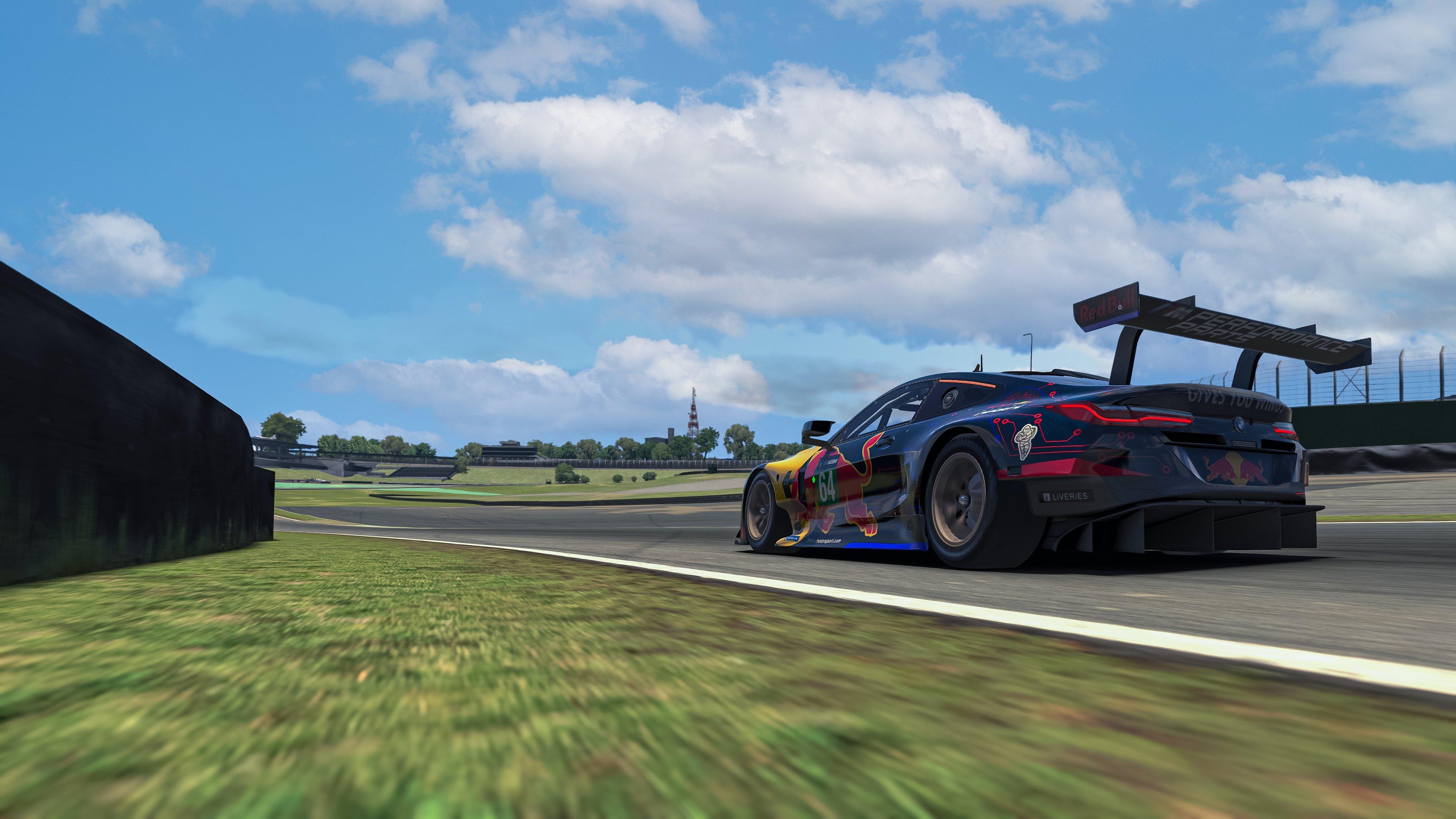 Bmw Sim 120 Interlagos Red Bull