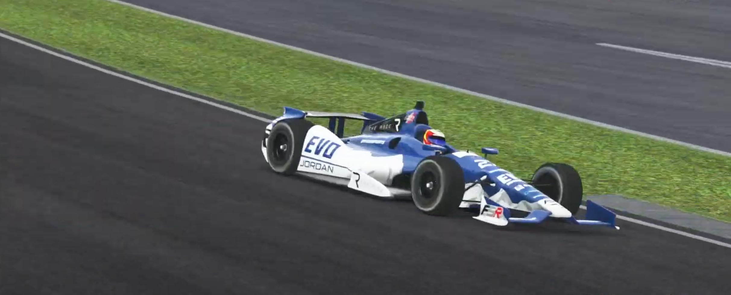 Indypro R6 Jordan