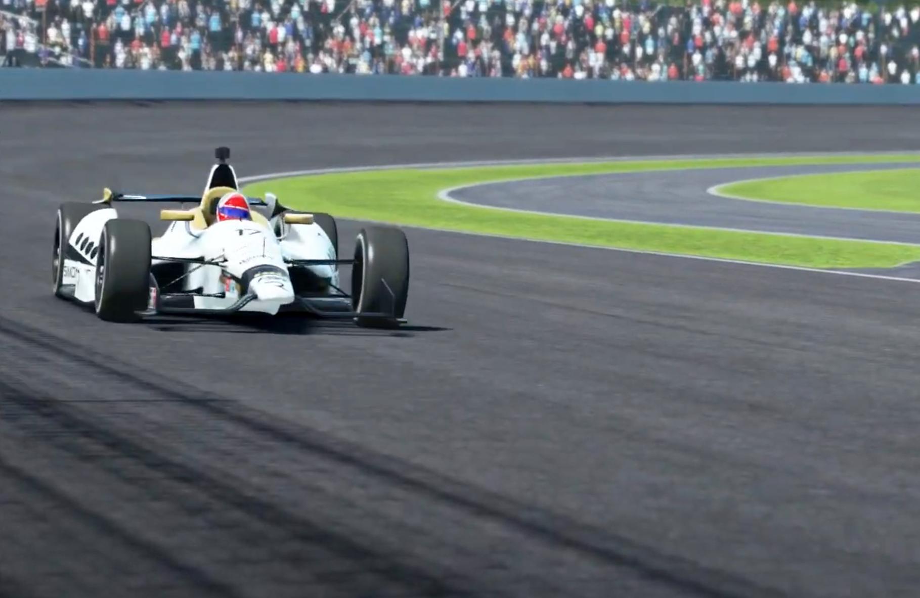 Indypro R6 Simoncic