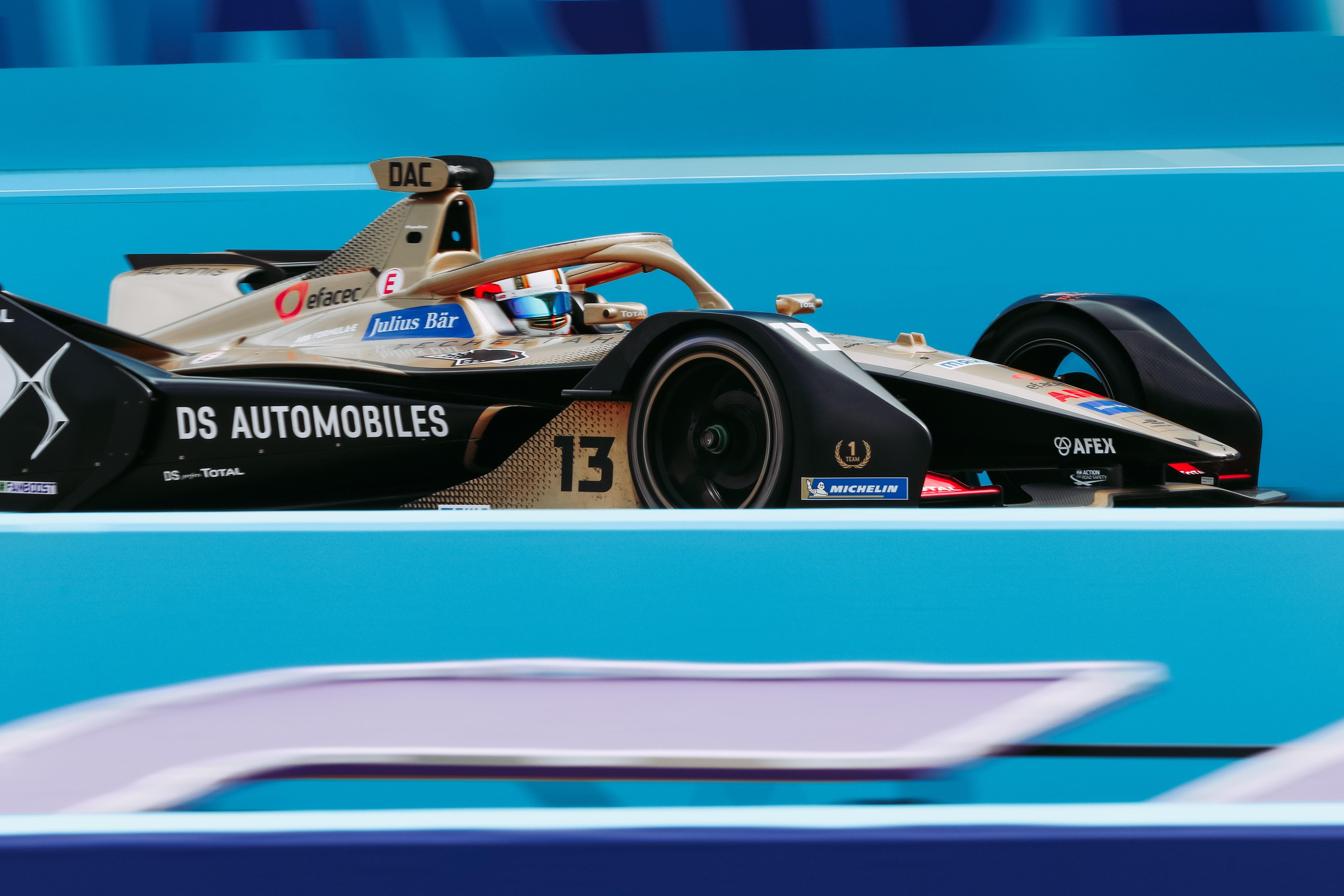 Antonio Felix da Costa DS Techeetah Formula E 2020
