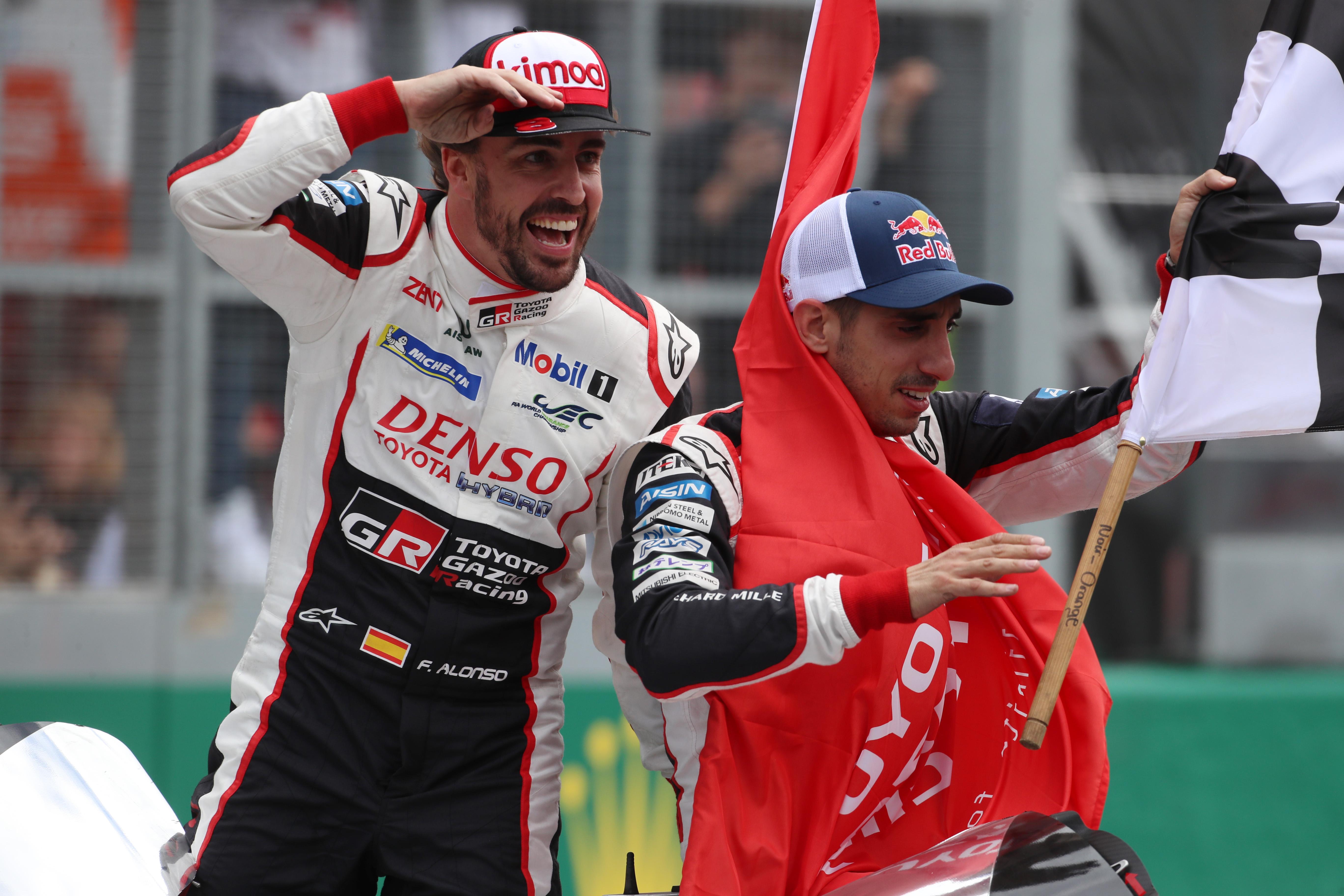 Le Mans 24 Hours, Fernando Alonso, Sebastien Buemi, Toyota