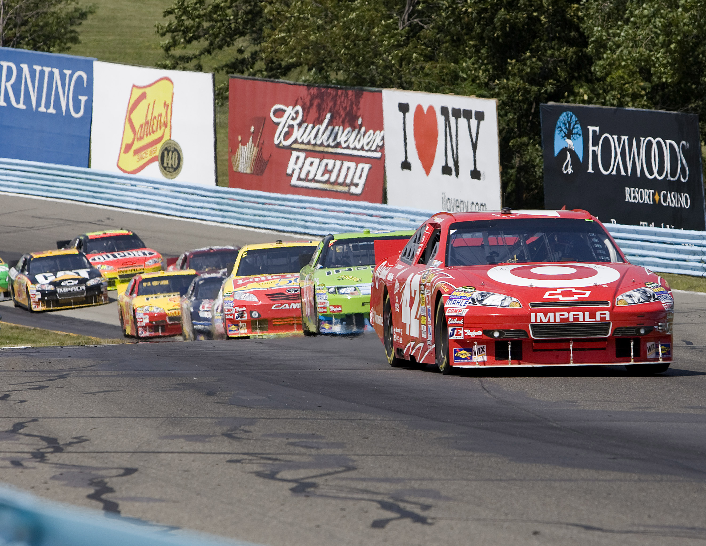 Nascar, Watkins Glen International