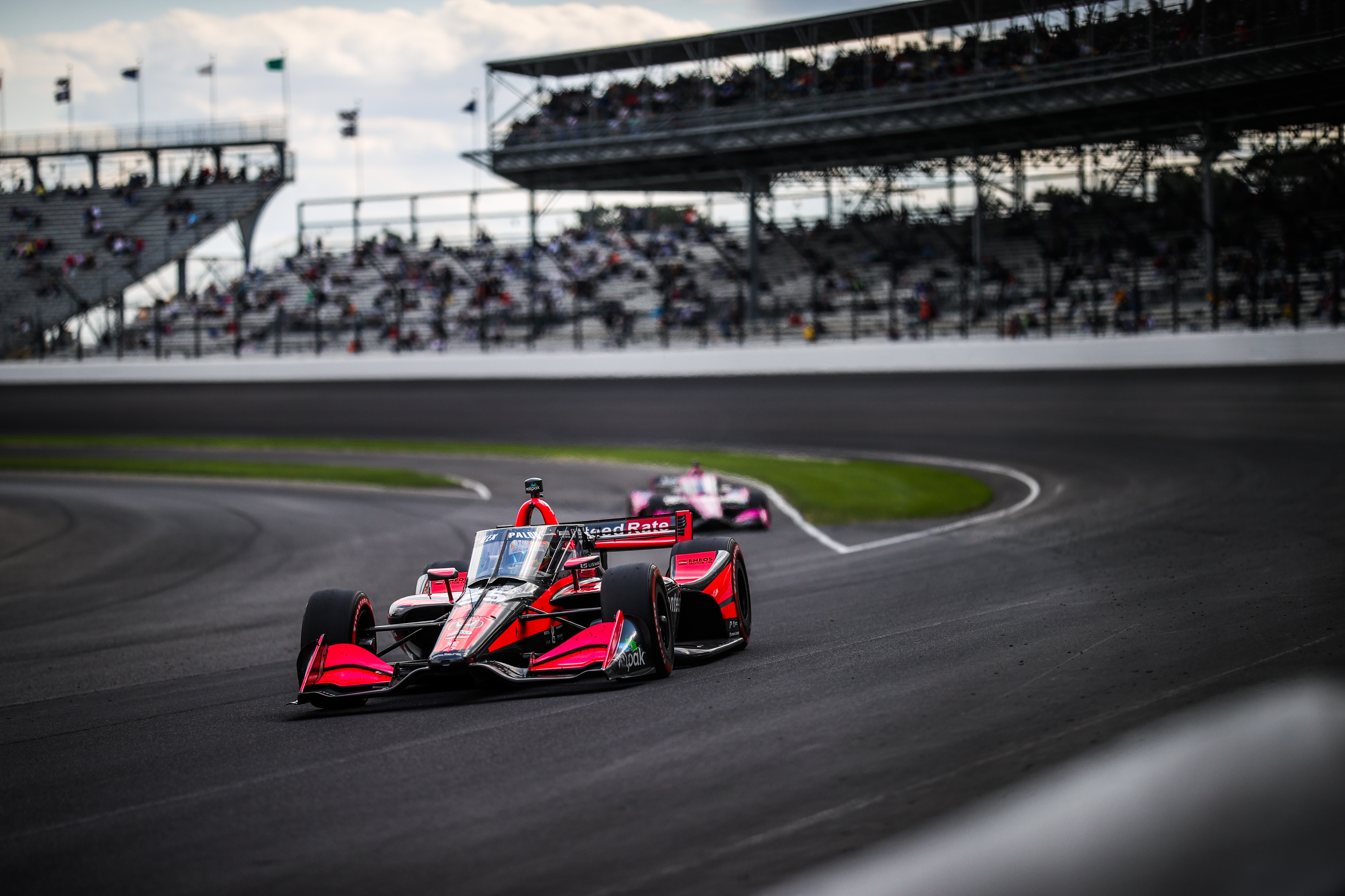 Alex Palou IndyCar